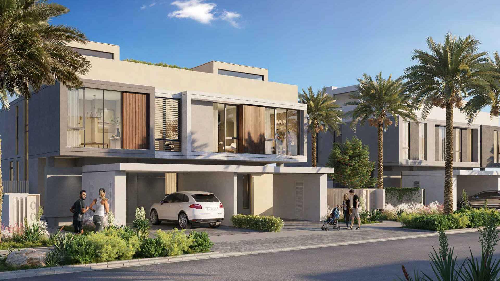 GOLF GROVE VILLAS, Dubai Hills Estate, EAU – foto 4