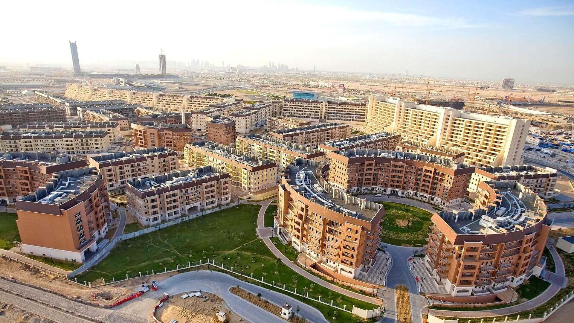 GREEN COMMUNITY MOTOR CITY, Motor City, Dubai, EAU – foto 2