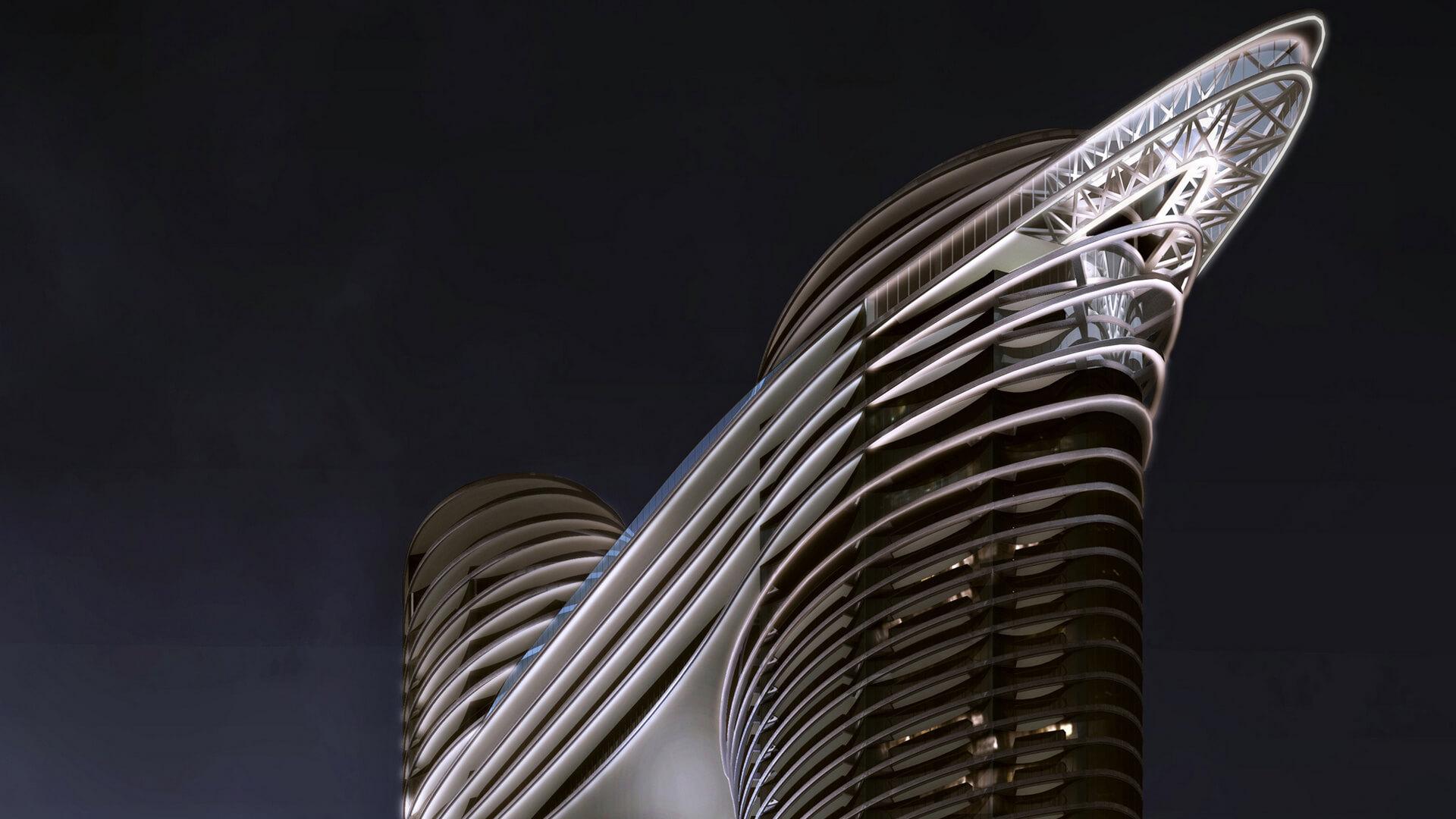 THE ADDRESS SKY VIEW TOWERS HOTEL APARTMENTS, Downtown Dubai, EAU – foto 2