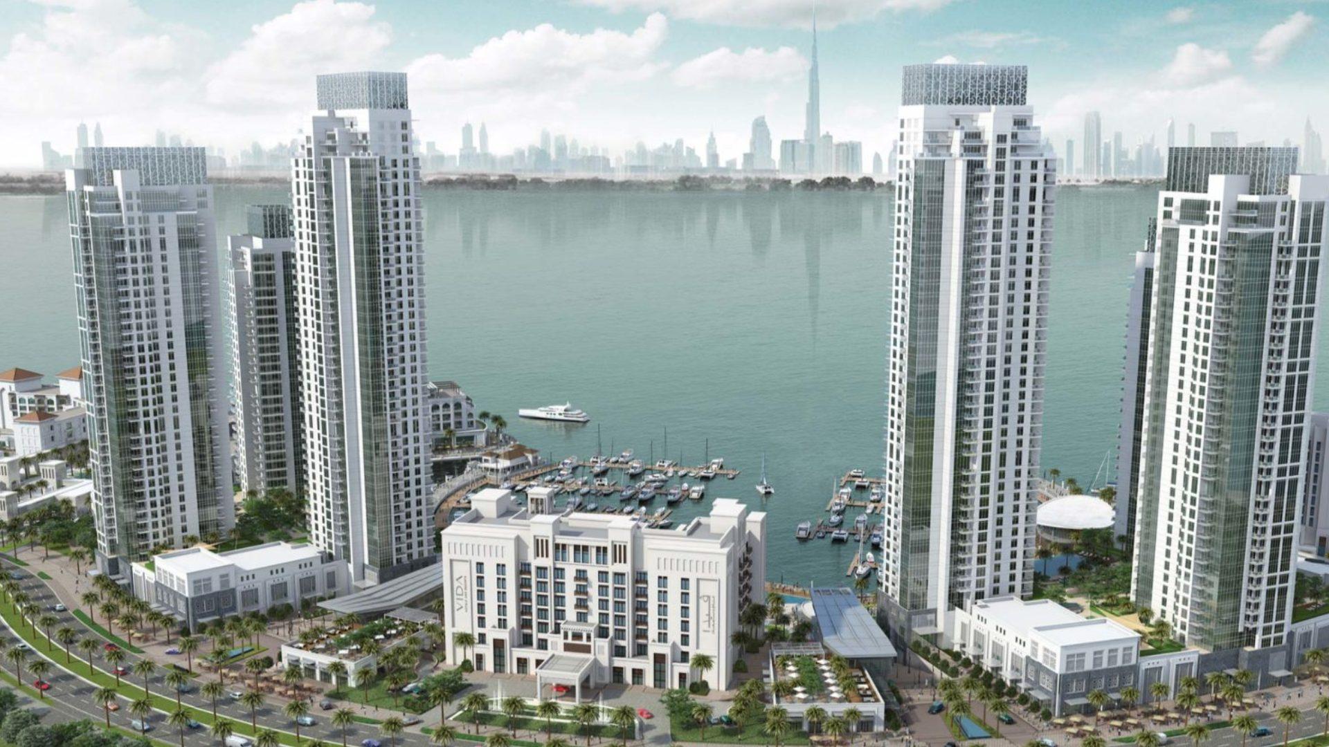 DUBAI CREEK RESIDENCES, Dubai Creek Harbour (The Lagoons), EAU – foto 5
