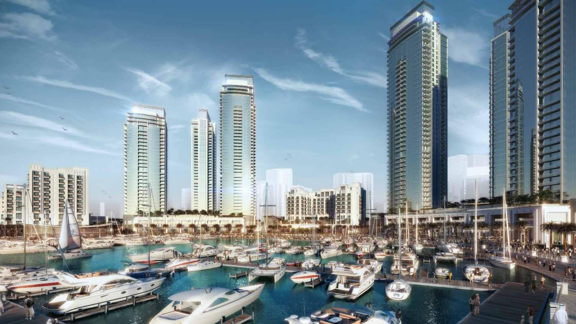 DUBAI CREEK RESIDENCES, Dubai Creek Harbour (The Lagoons), EAU – foto 4