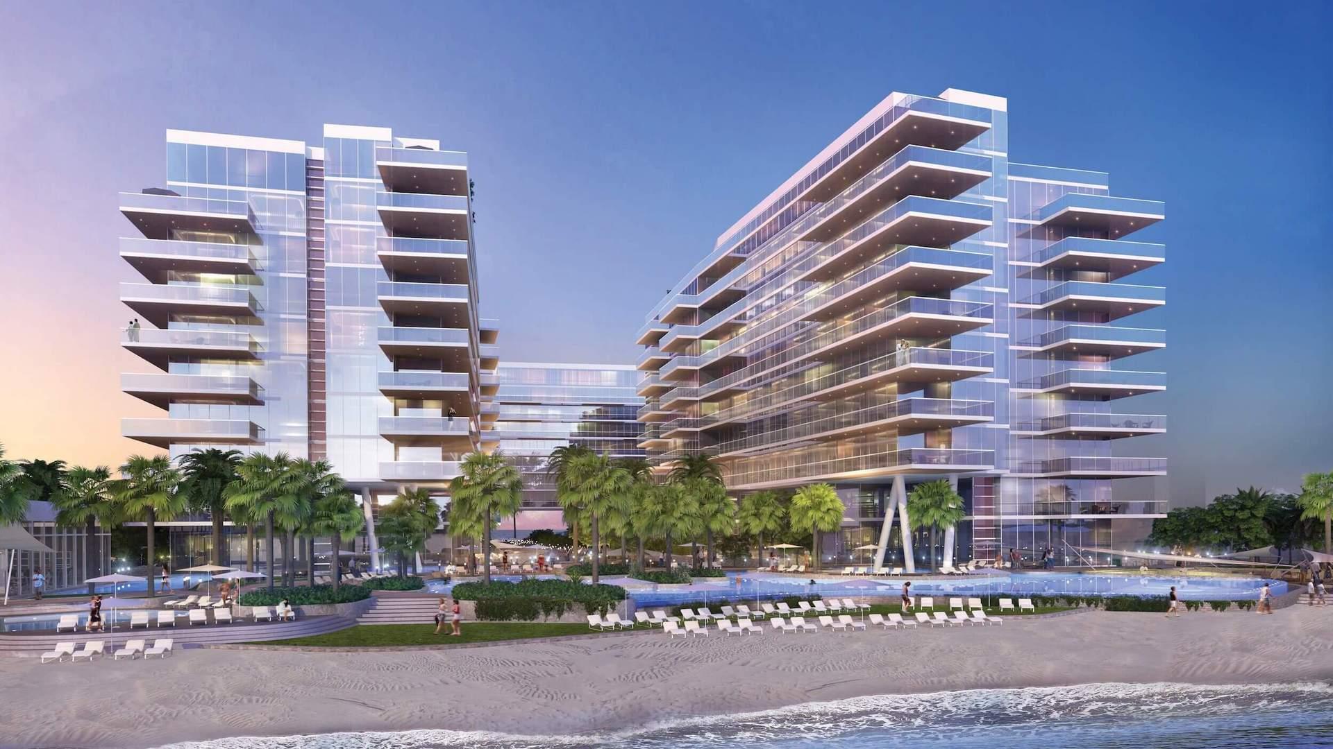SERENIA RESIDENCES, Palm Jumeirah, Dubai, EAU – foto 1