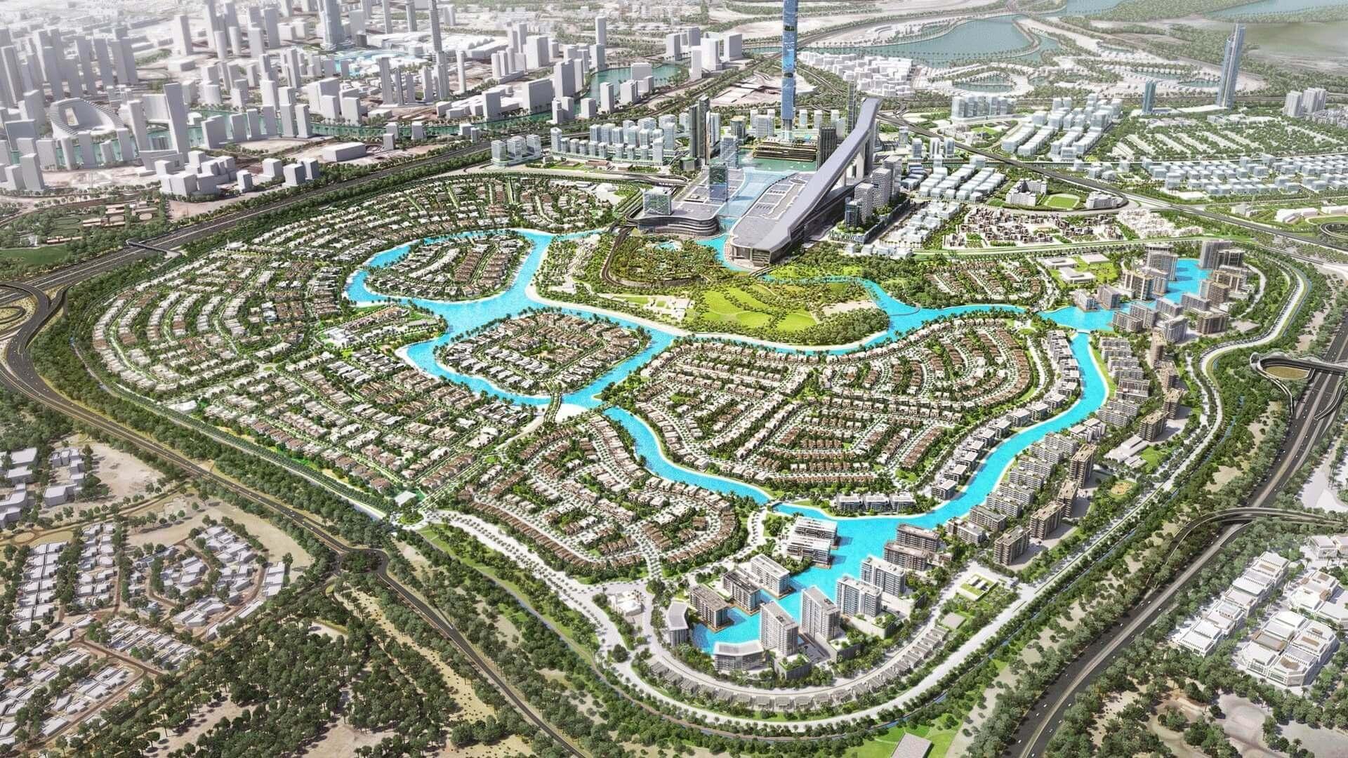 Ciudad Mohammed Bin Rashid (Ciudad MBR) - 3