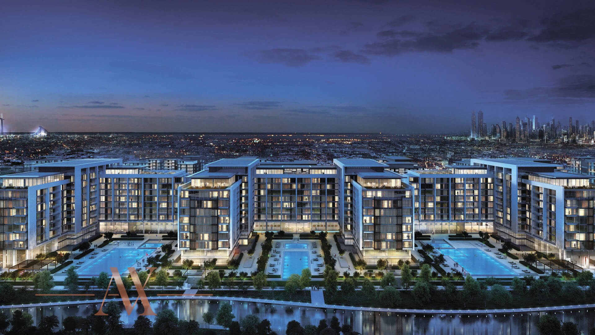 ACACIA, Dubai Hills Estate, EAU – foto 7