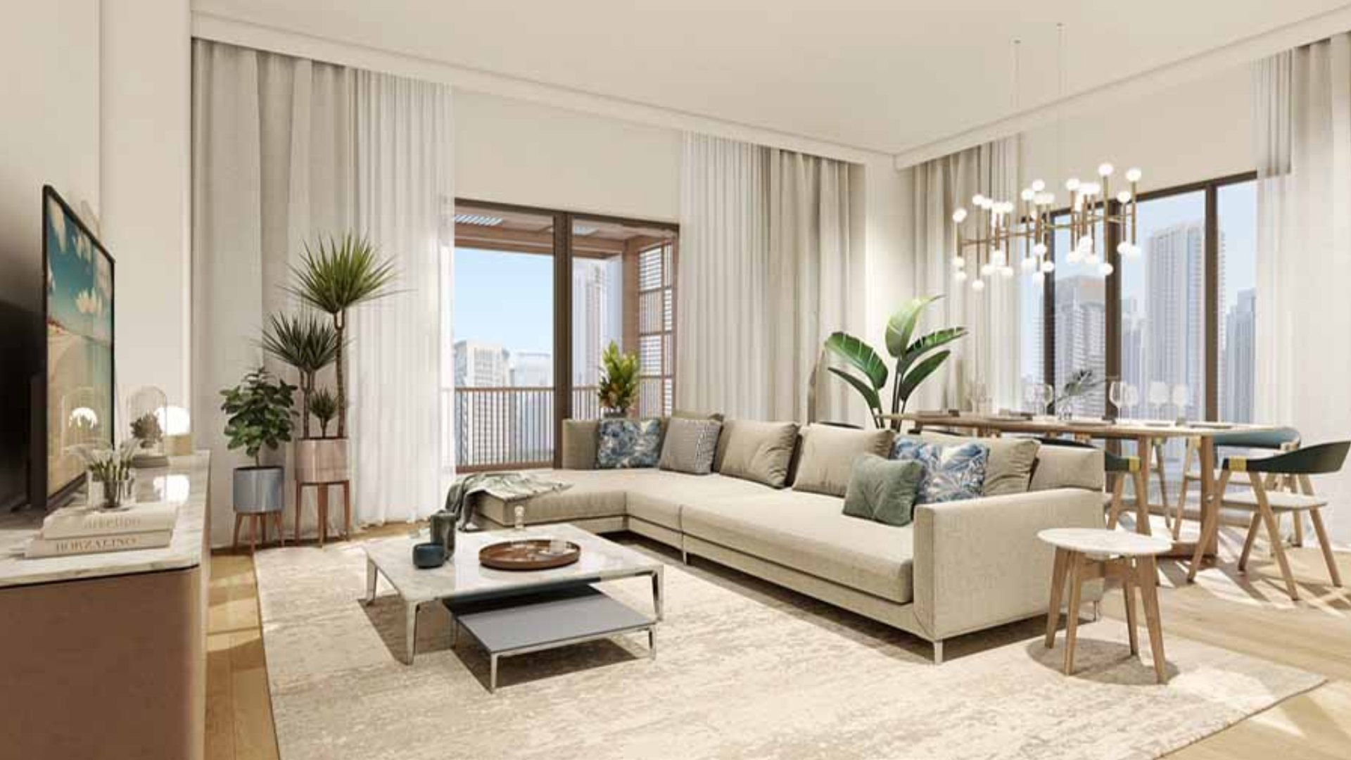 Apartamento en venta en Dubai, EAU, 2 dormitorios, 97 m2, № 24135 – foto 1