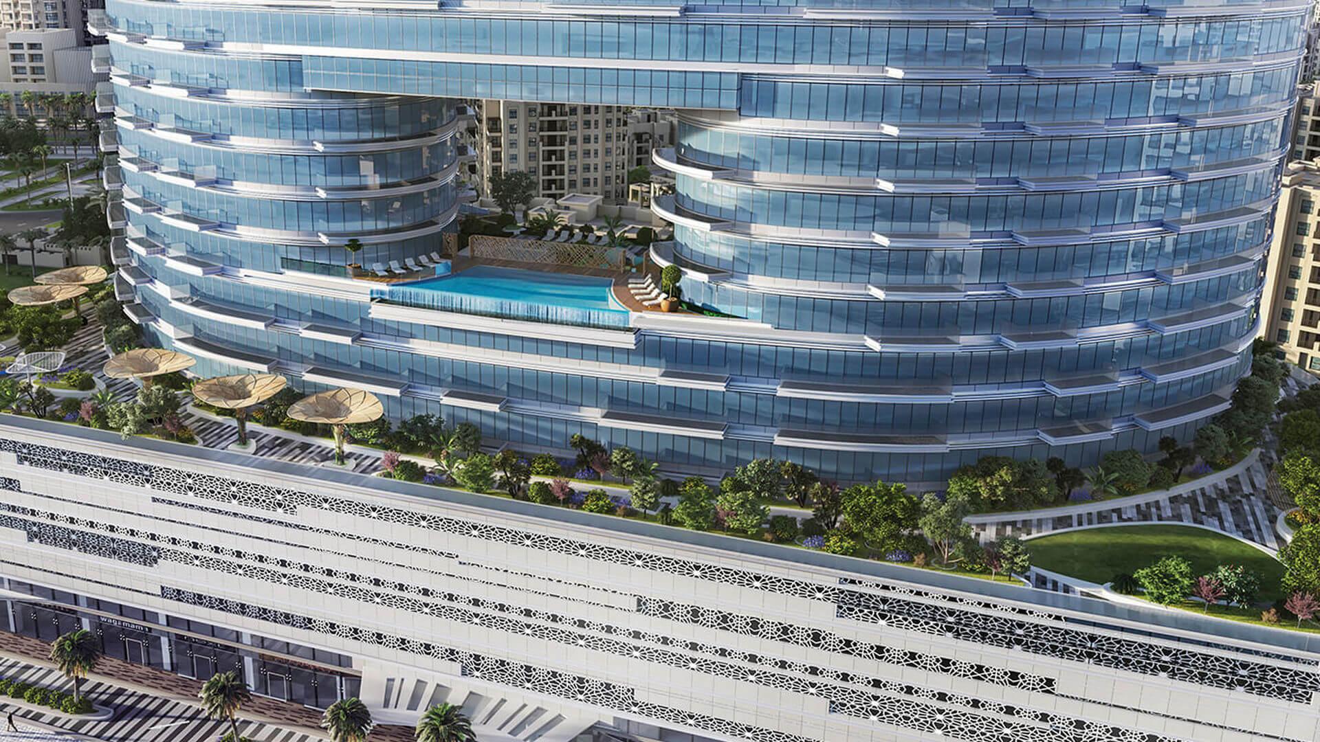 Apartamento en venta en Dubai, EAU, 1 dormitorio, 107 m2, № 24036 – foto 2