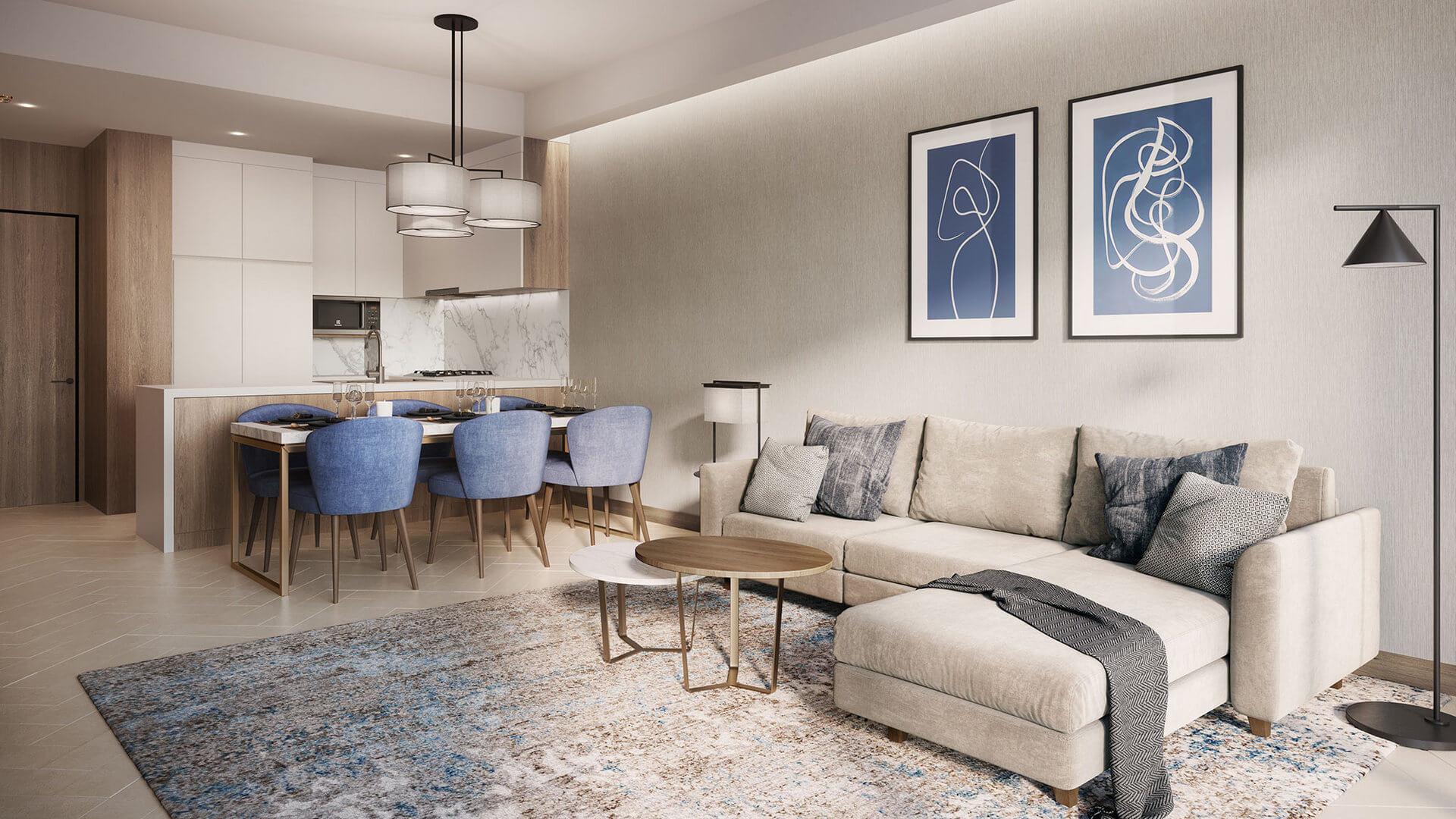 Apartamento en venta en Dubai, EAU, 1 dormitorio, 68 m2, № 24075 – foto 1