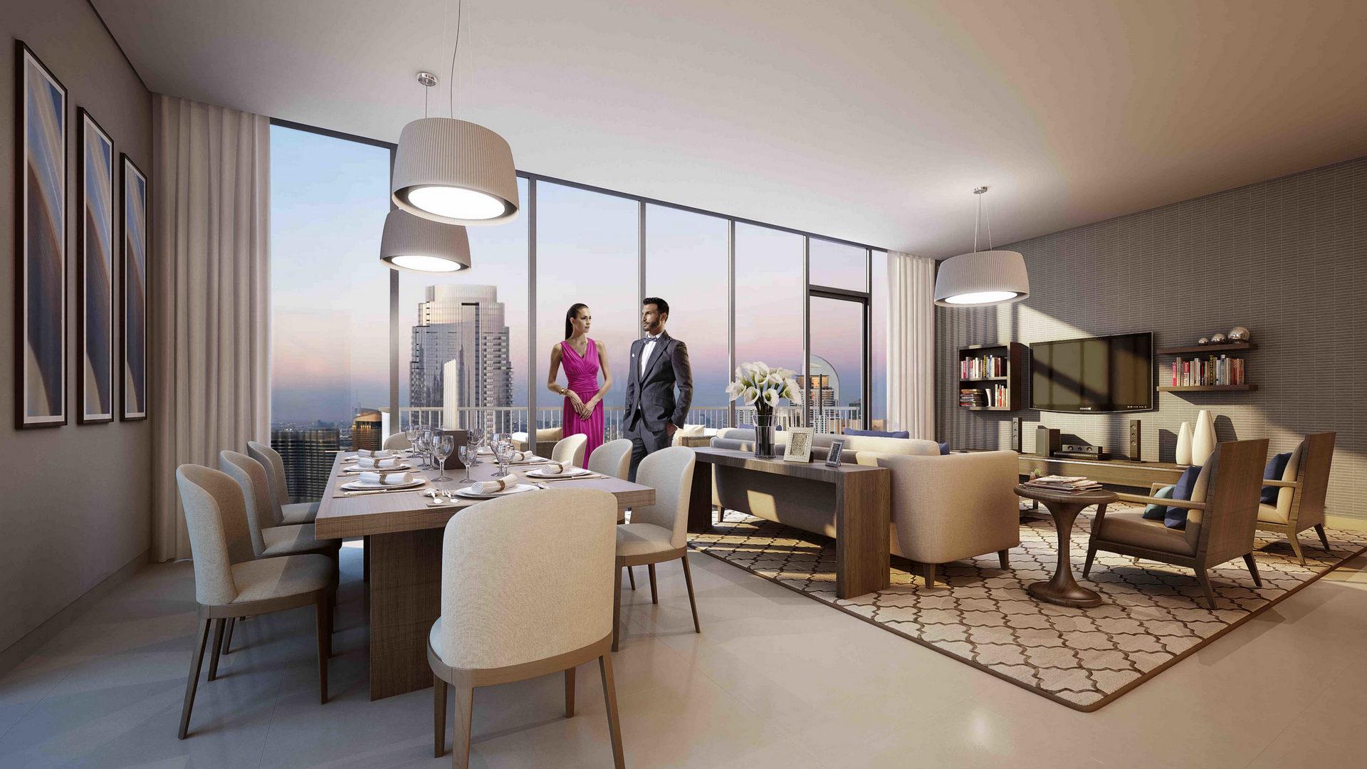 Ático en venta en Dubai, EAU, 3 dormitorios, 650 m2, № 24035 – foto 1