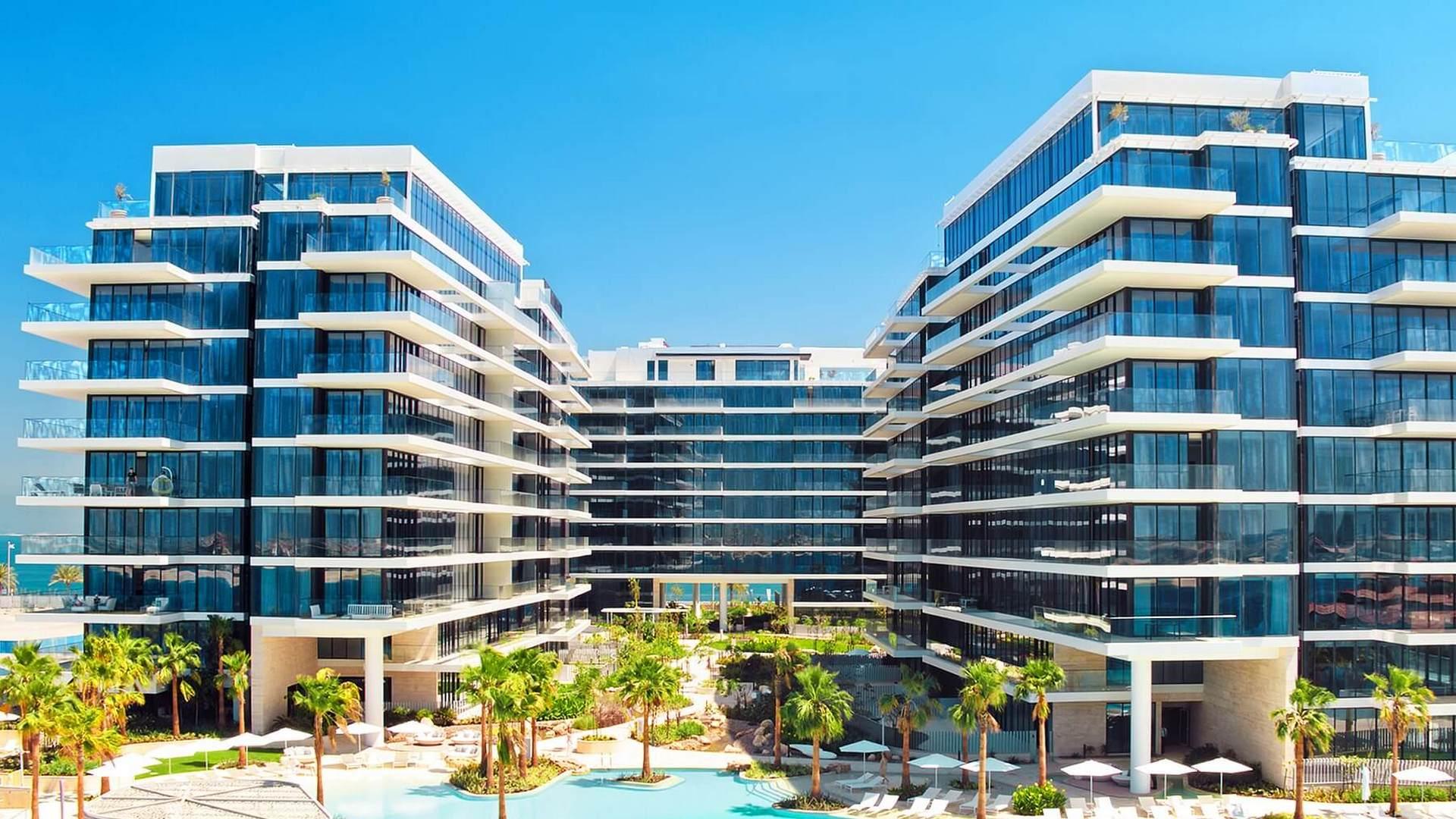 SERENIA RESIDENCES, Palm Jumeirah, Dubai, EAU – foto 2