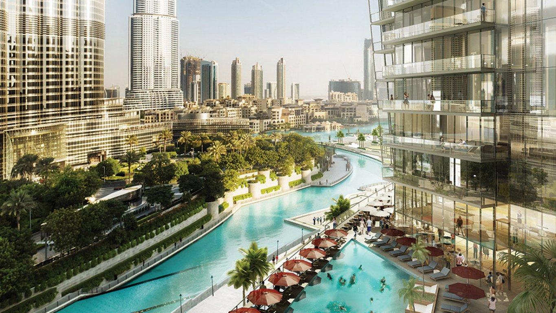 THE ADDRESS RESIDENCES DUBAI OPERA, Downtown Dubai, EAU – foto 2