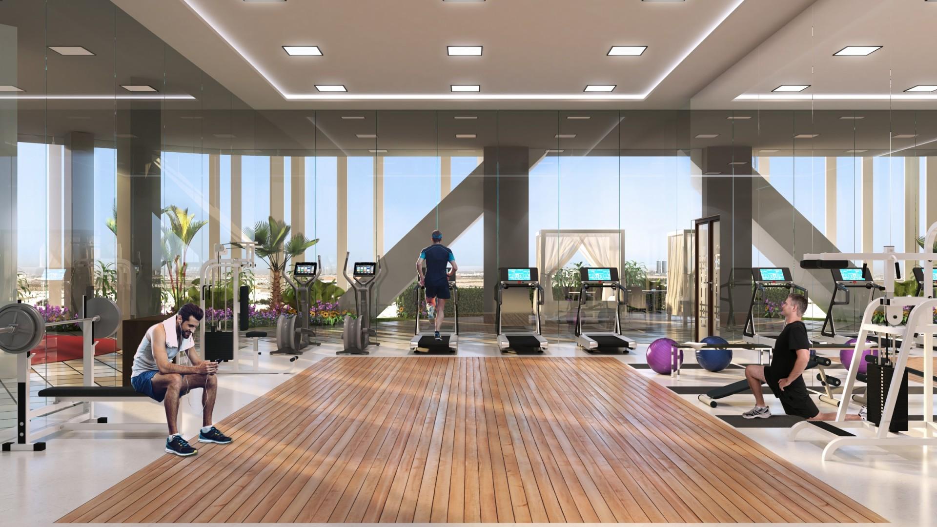 Apartamento en venta en Dubai, EAU, 1 dormitorio, 78 m2, № 24122 – foto 4