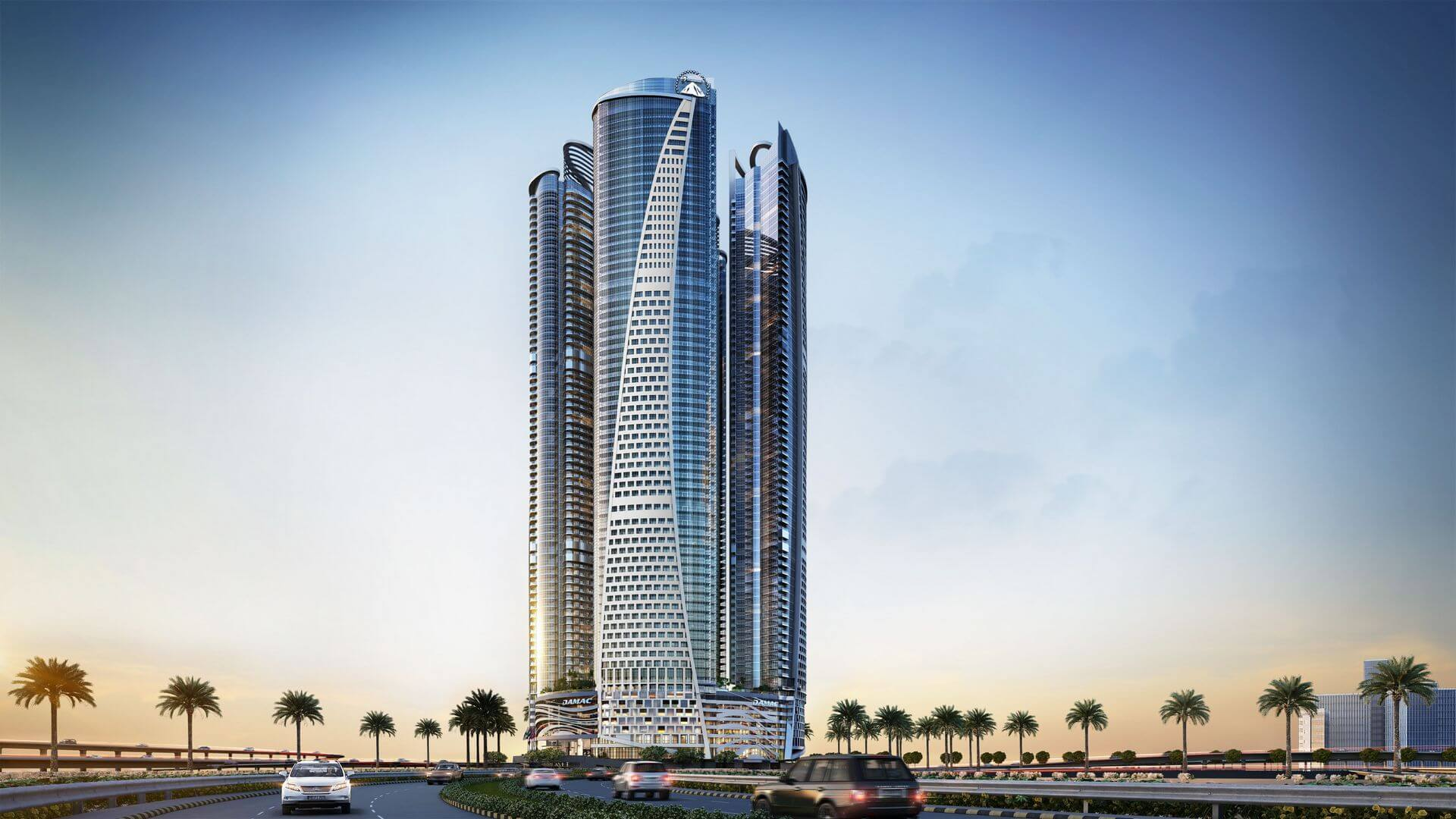 Apartamento en venta en Dubai, EAU, 1 dormitorio, 97 m2, № 24067 – foto 6
