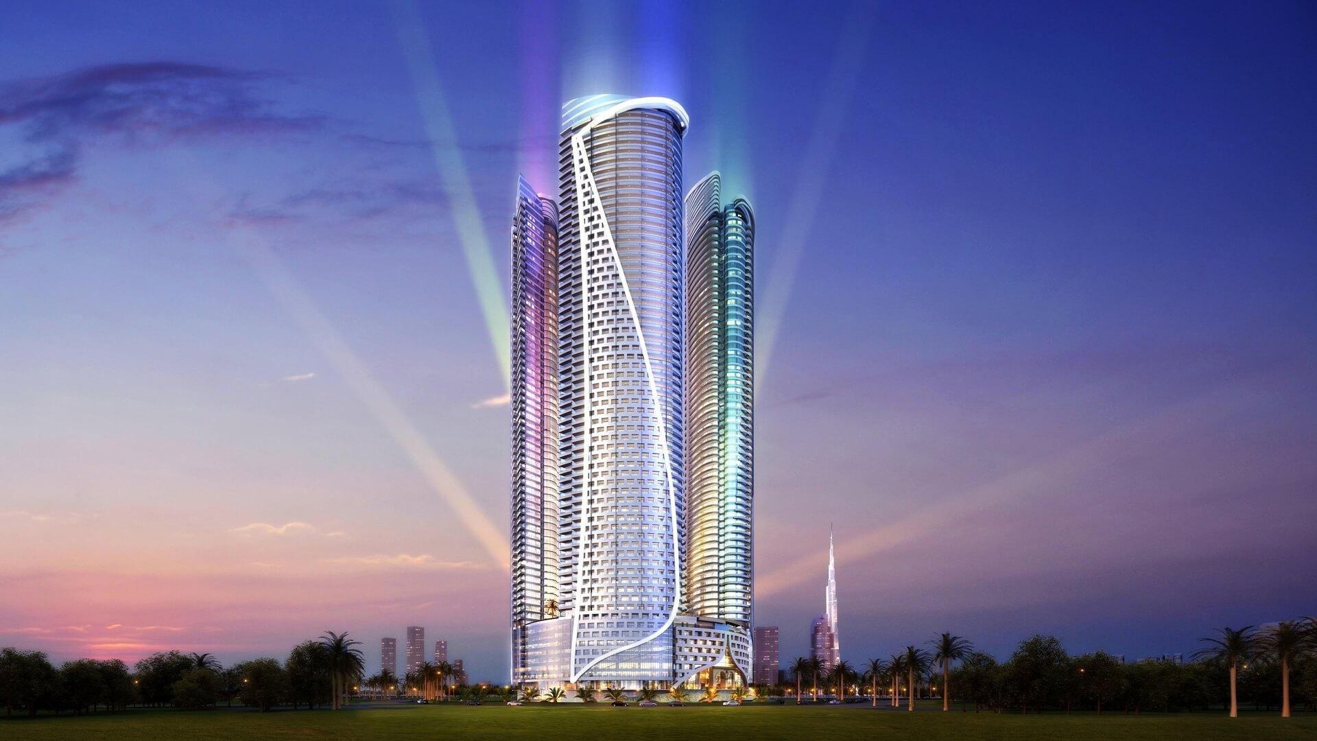 Apartamento en venta en Dubai, EAU, 1 dormitorio, 97 m2, № 24067 – foto 4