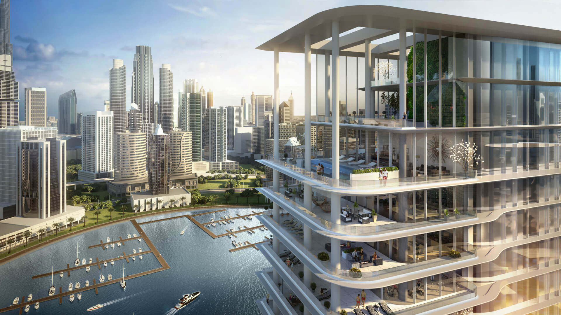 Ático en venta en Dubai, EAU, 5 dormitorios, 1645 m2, № 24060 – foto 6