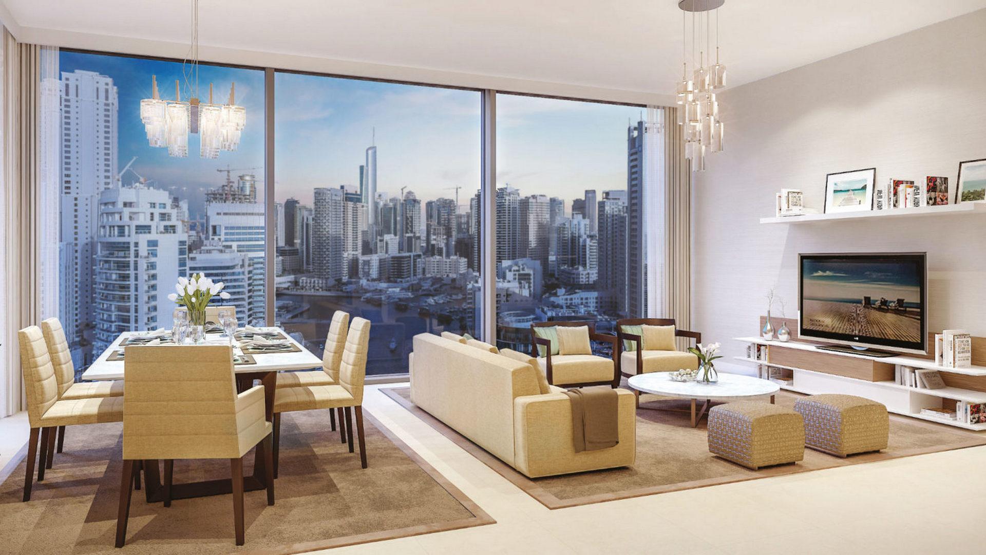 Apartamento en venta en Dubai, EAU, 3 dormitorios, 168 m2, № 24100 – foto 1