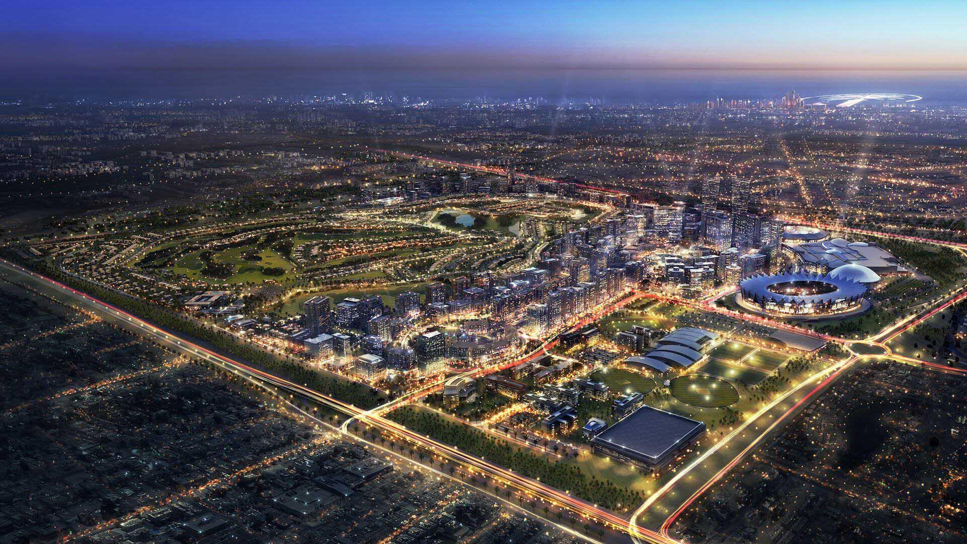 Ciudad Deportiva de Dubai - 3