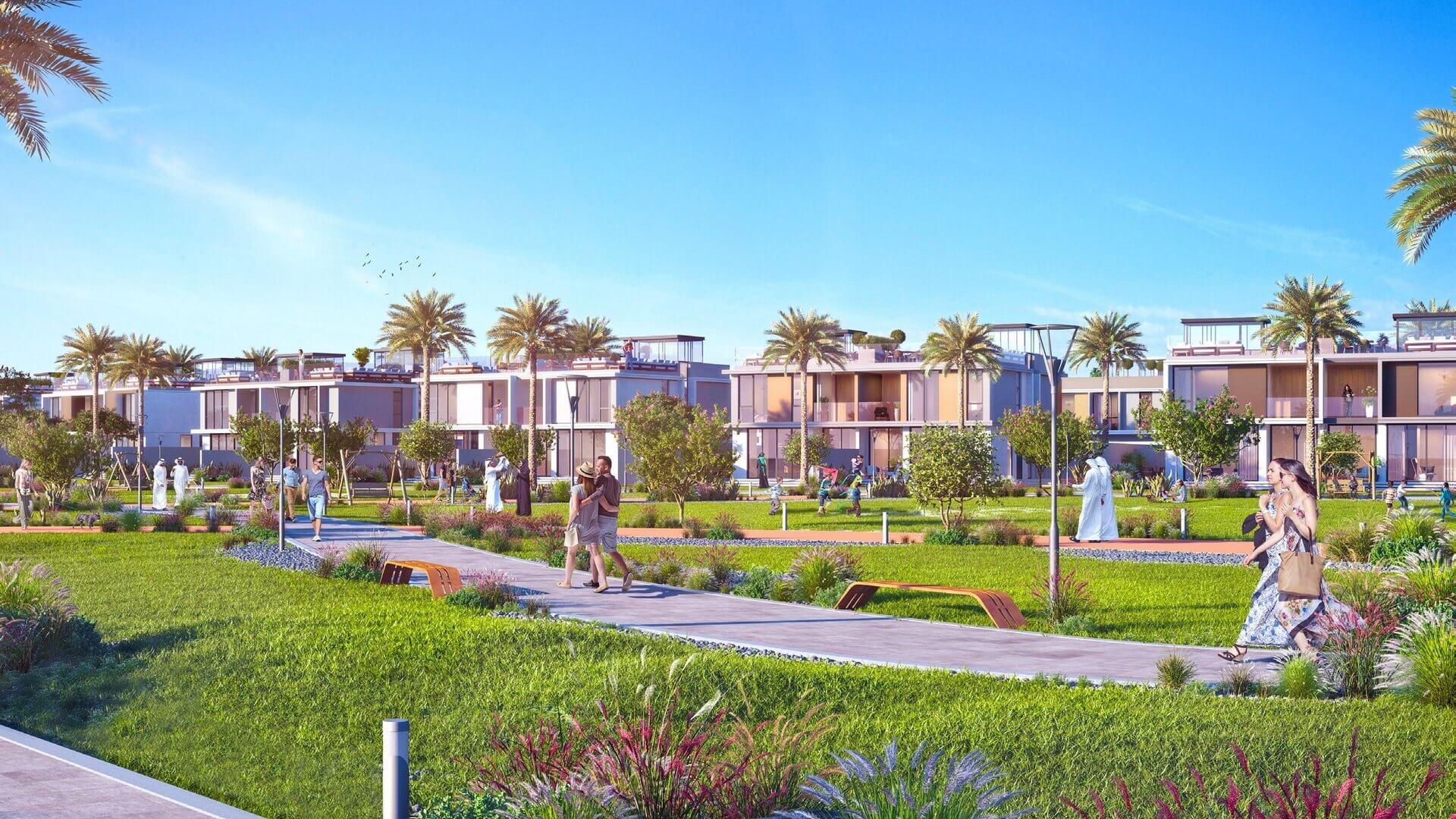 GOLF GROVE VILLAS, Dubai Hills Estate, EAU – foto 1
