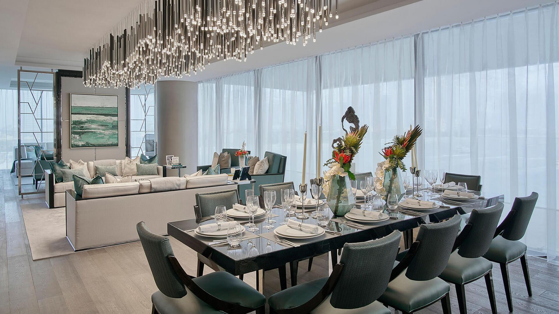 Apartamento en venta en Dubai, EAU, 2 dormitorios, 372 m2, № 24059 – foto 1