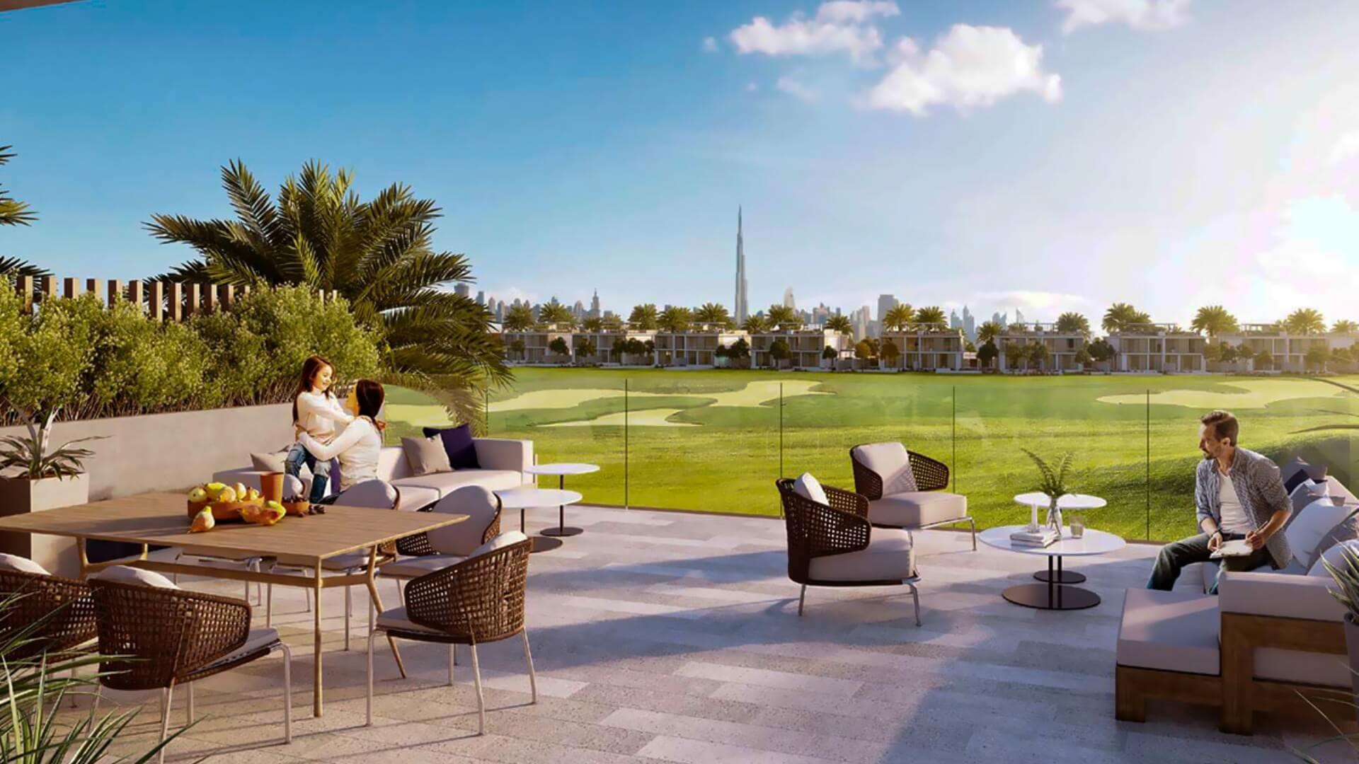 CLUB VILLAS, Dubai Hills Estate, EAU – foto 5