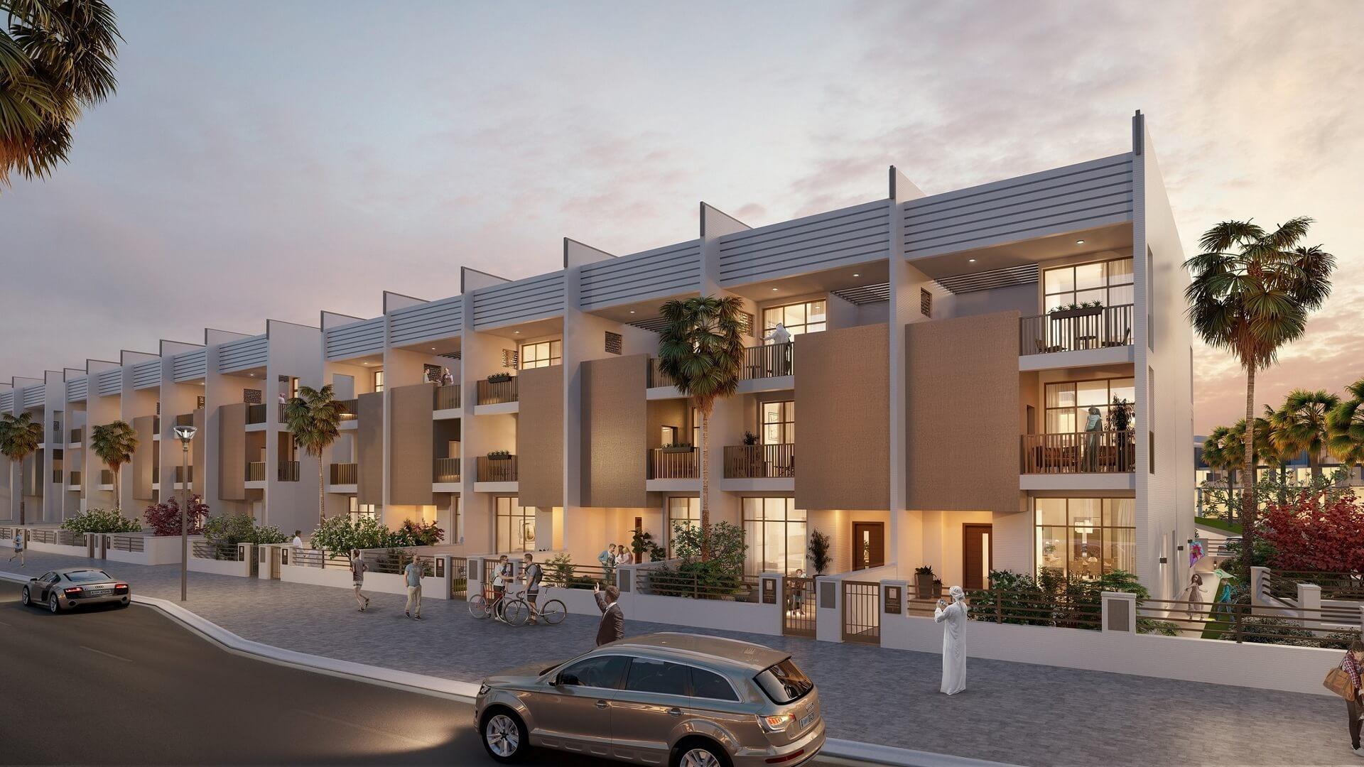 Jumeirah Village Circle (JVC) - 1
