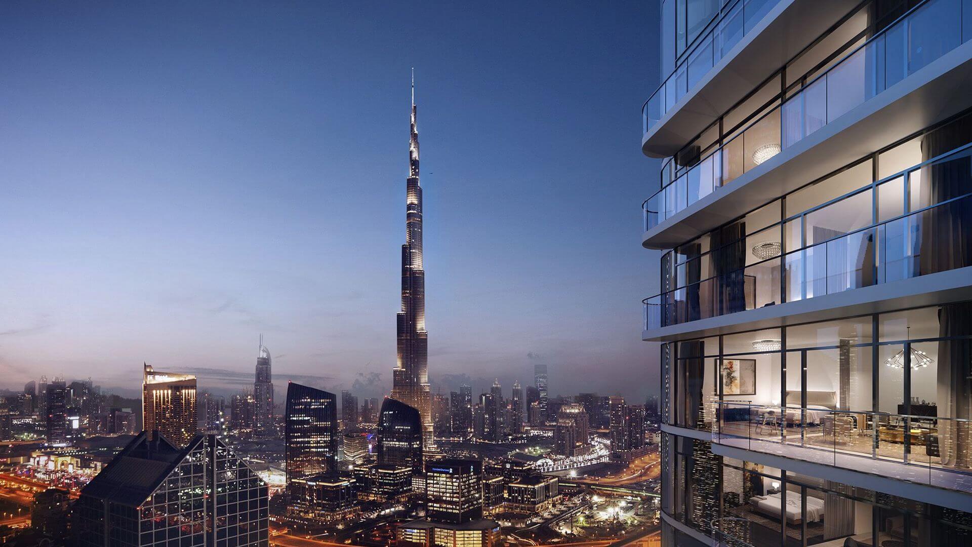 PARAMOUNT TOWER HOTEL & RESIDENCES, Business Bay, Dubai, EAU – foto 3
