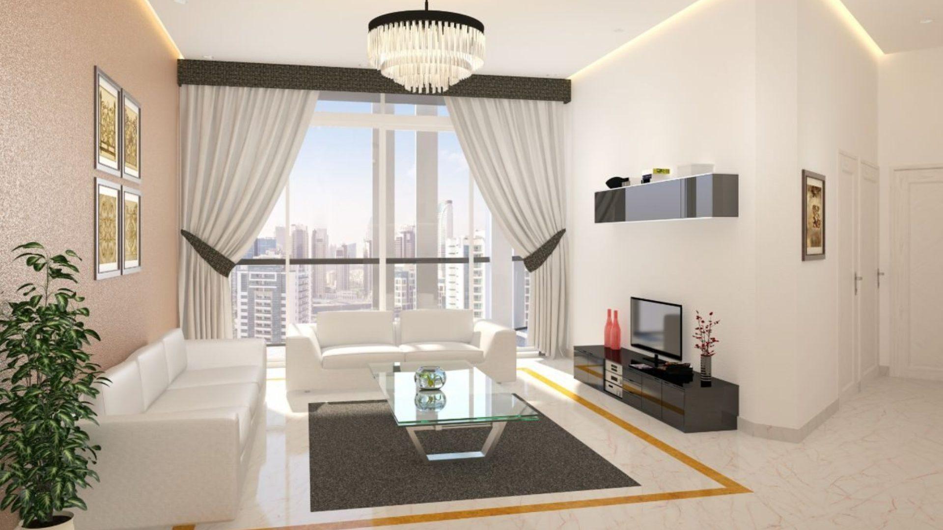Apartamento en venta en Dubai, EAU, 1 dormitorio, 78 m2, № 24122 – foto 1