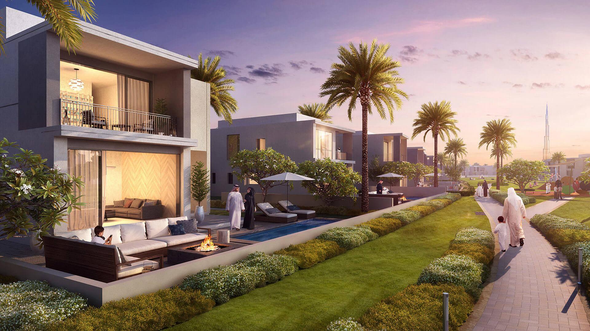 Villa en venta en Dubai, EAU, 3 dormitorios, 448 m2, № 24095 – foto 3