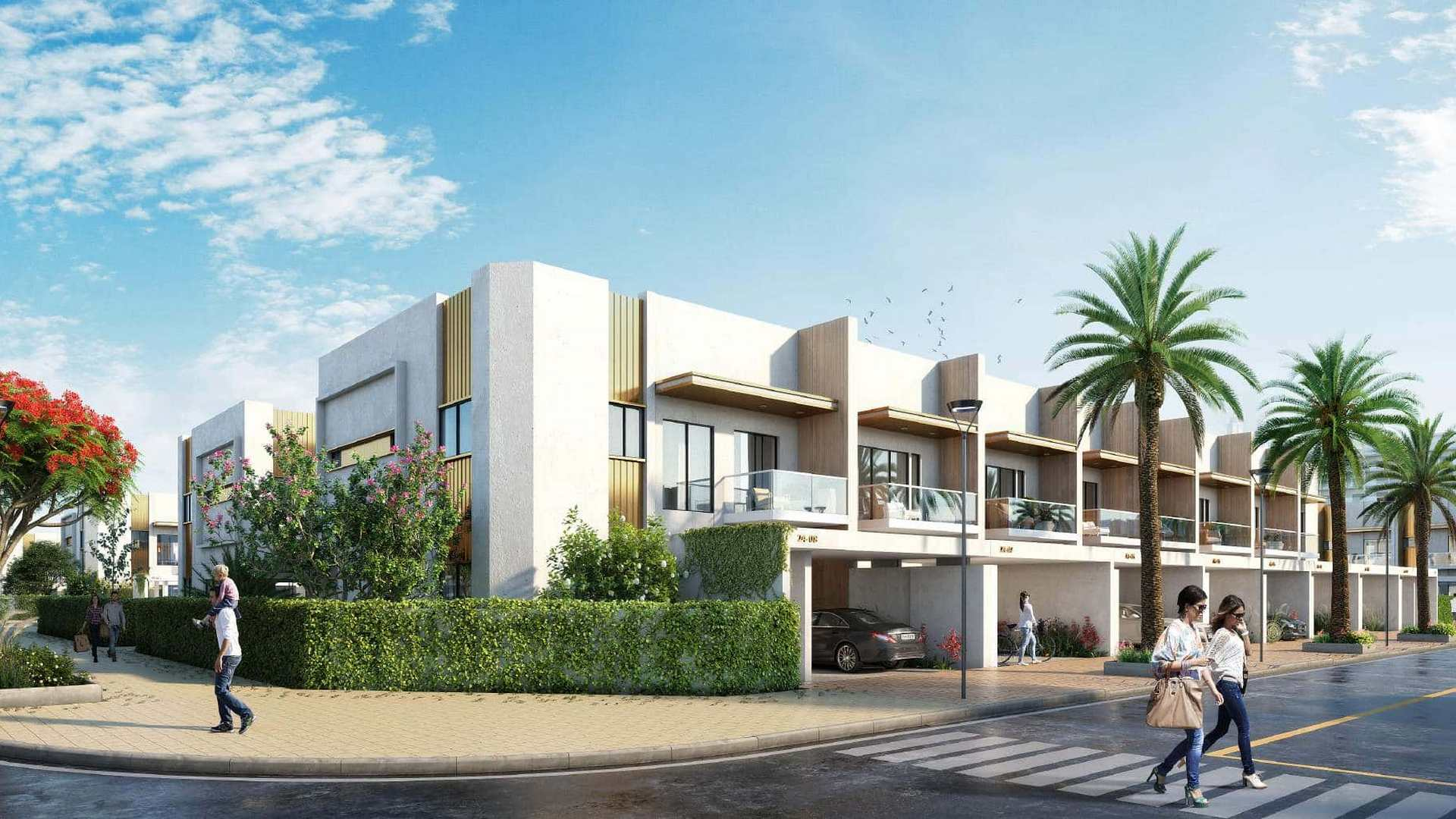 Adosado en venta en Dubai, EAU, 4 dormitorios, 418 m2, № 24056 – foto 7