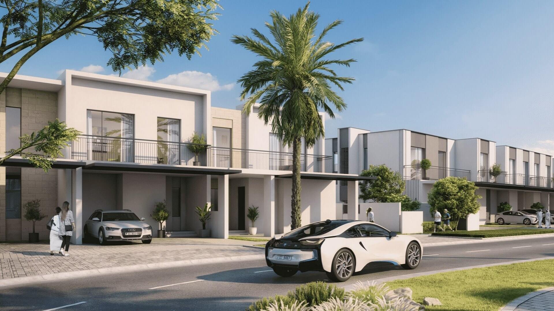 Villa en venta en Dubai, EAU, 3 dormitorios, 180 m2, № 24047 – foto 3