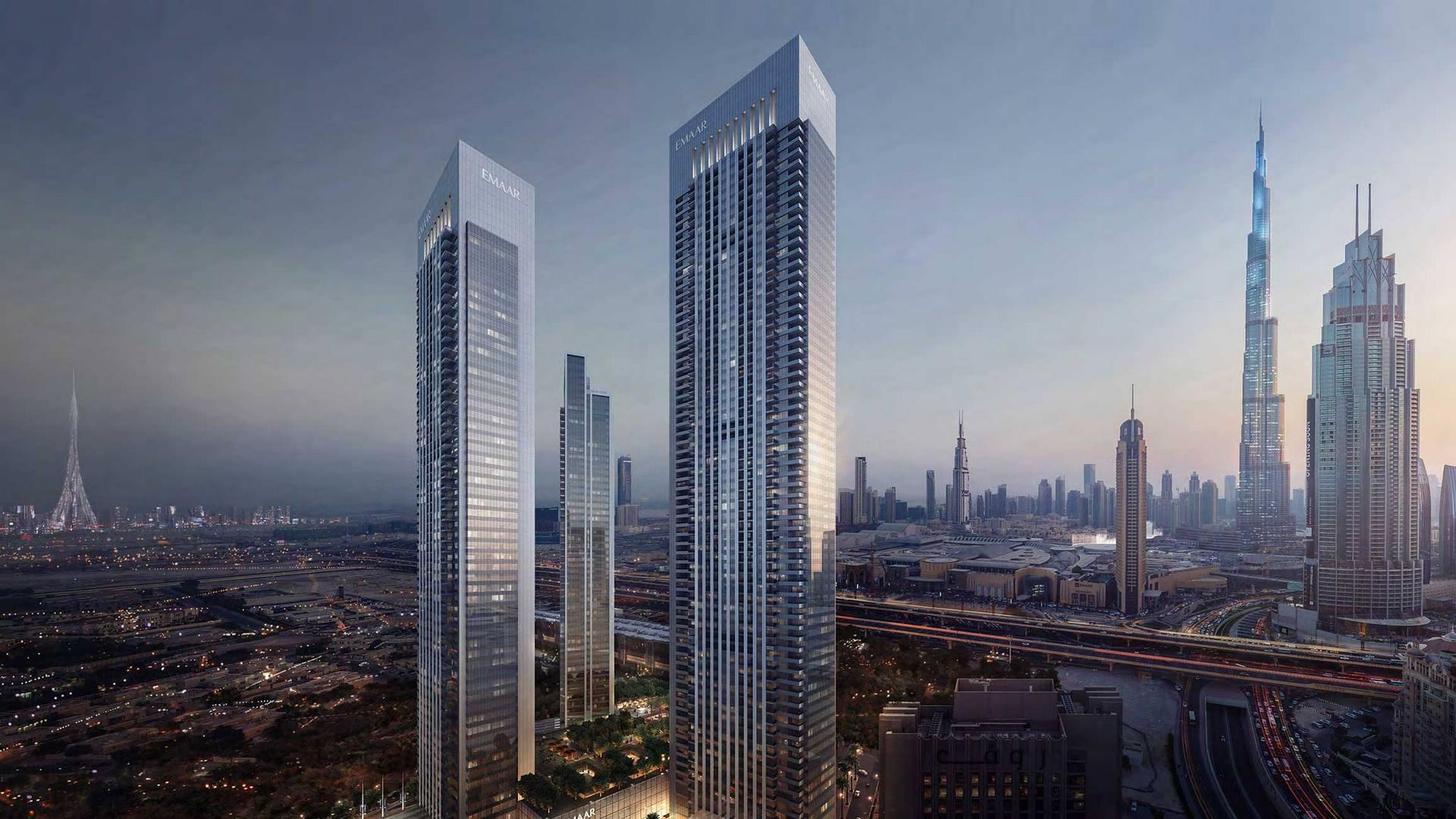 DOWNTOWN VIEWS 2, Downtown Dubai, EAU – foto 1