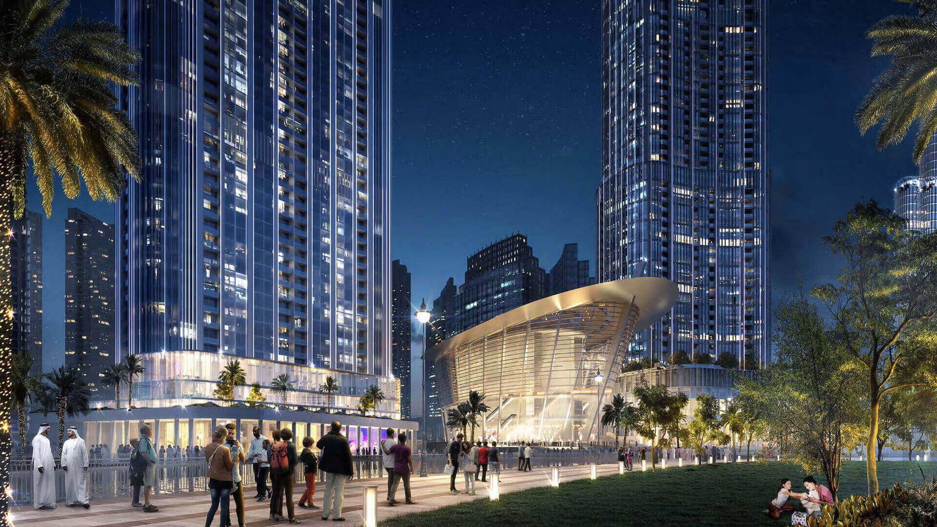 OPERA GRAND, Downtown Dubai, EAU – foto 2
