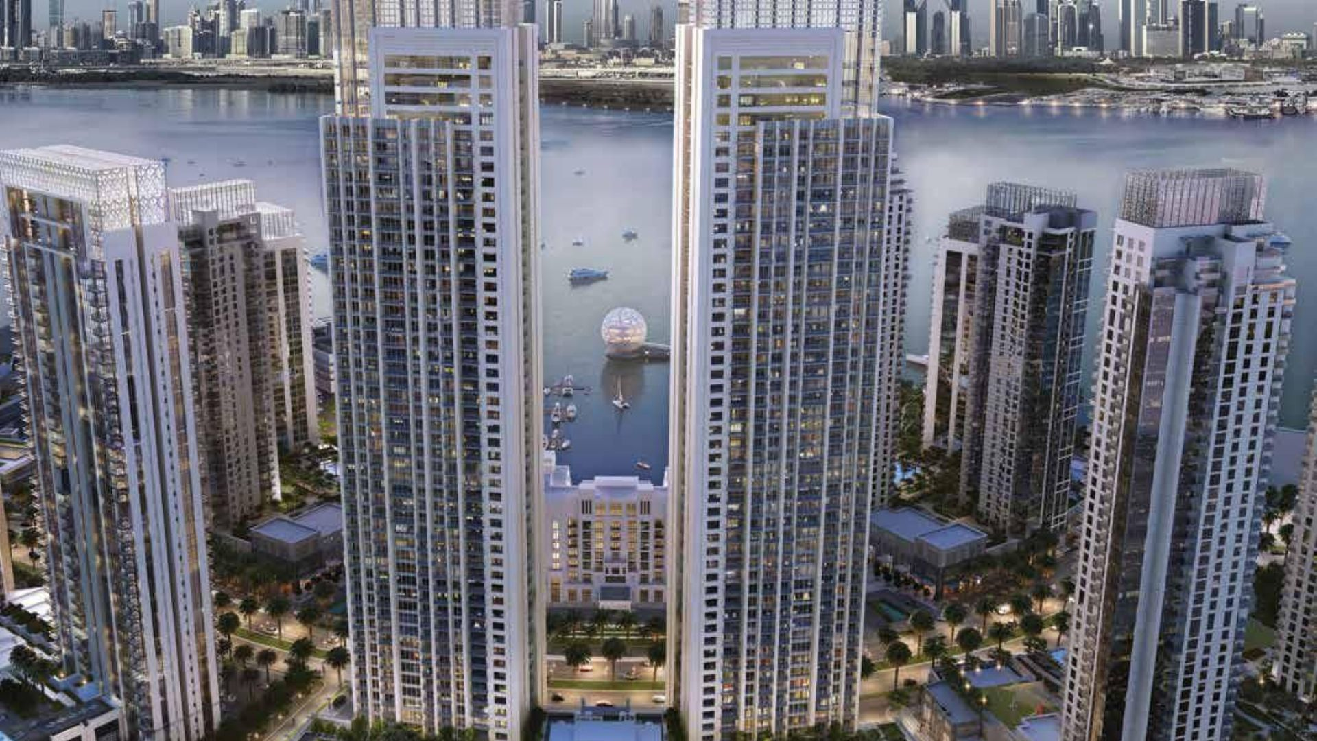 Apartamento en venta en Dubai, EAU, 1 dormitorio, 66 m2, № 24132 – foto 2