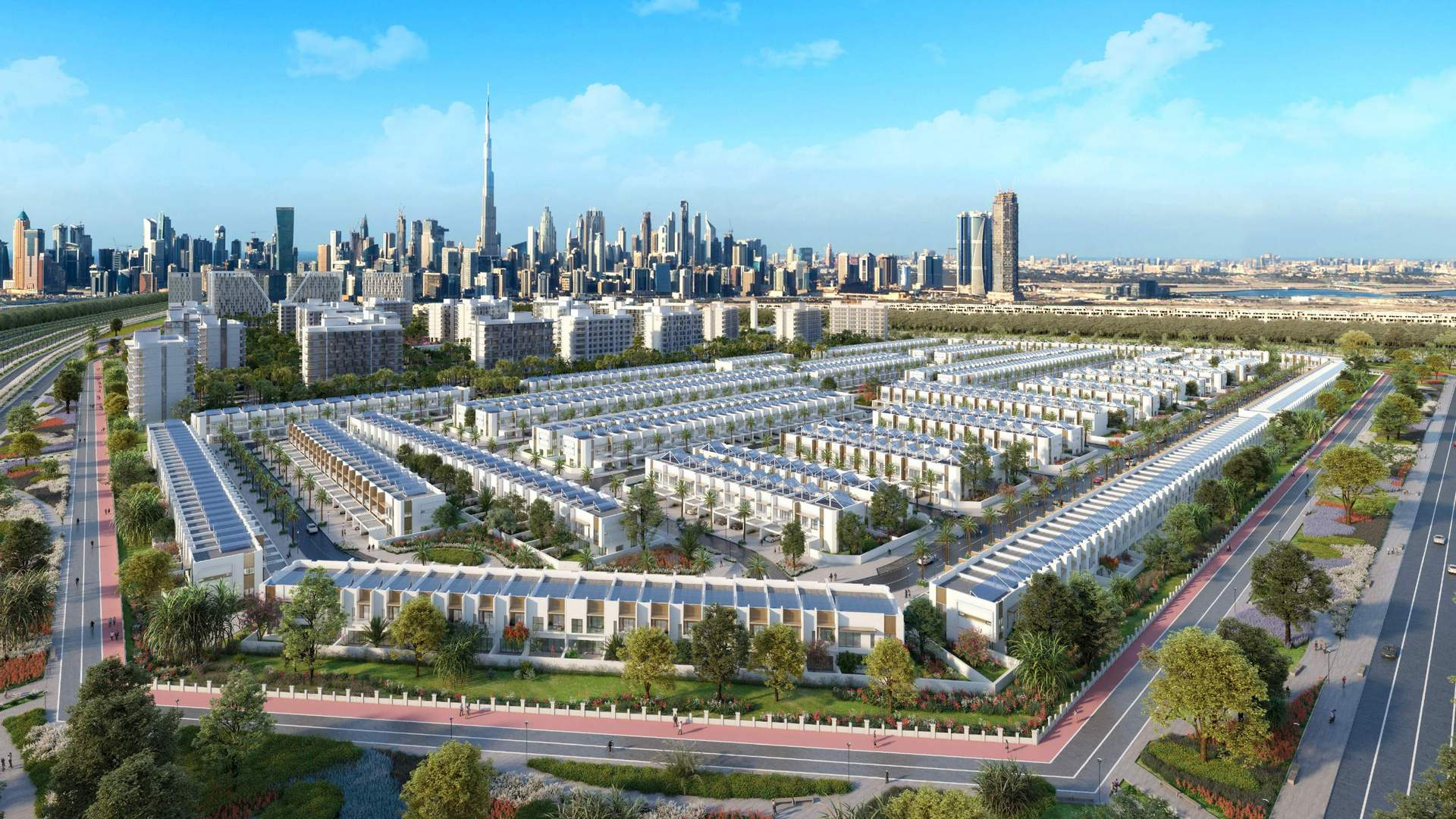 Adosado en venta en Dubai, EAU, 4 dormitorios, 418 m2, № 24056 – foto 3
