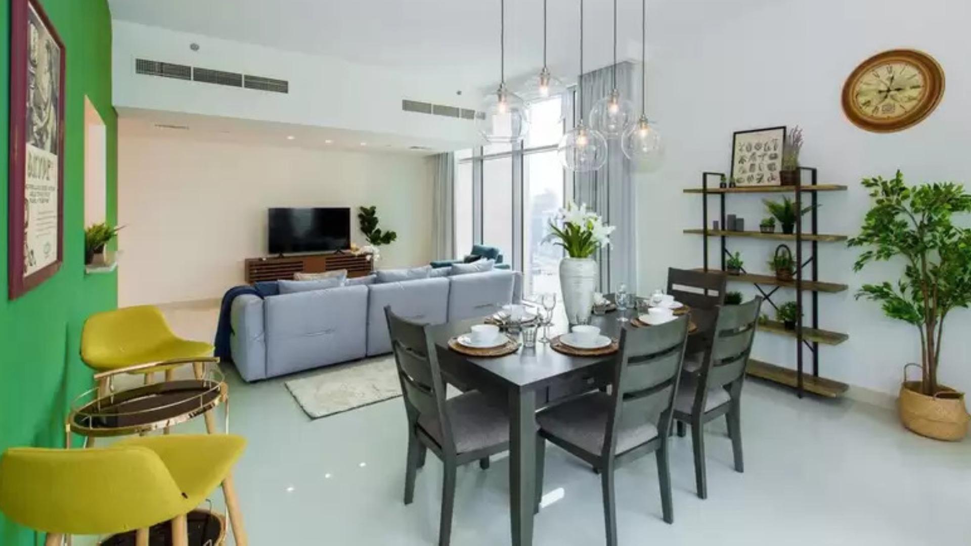 Apartamento en venta en Dubai, EAU, 1 dormitorio, 84 m2, № 24141 – foto 3