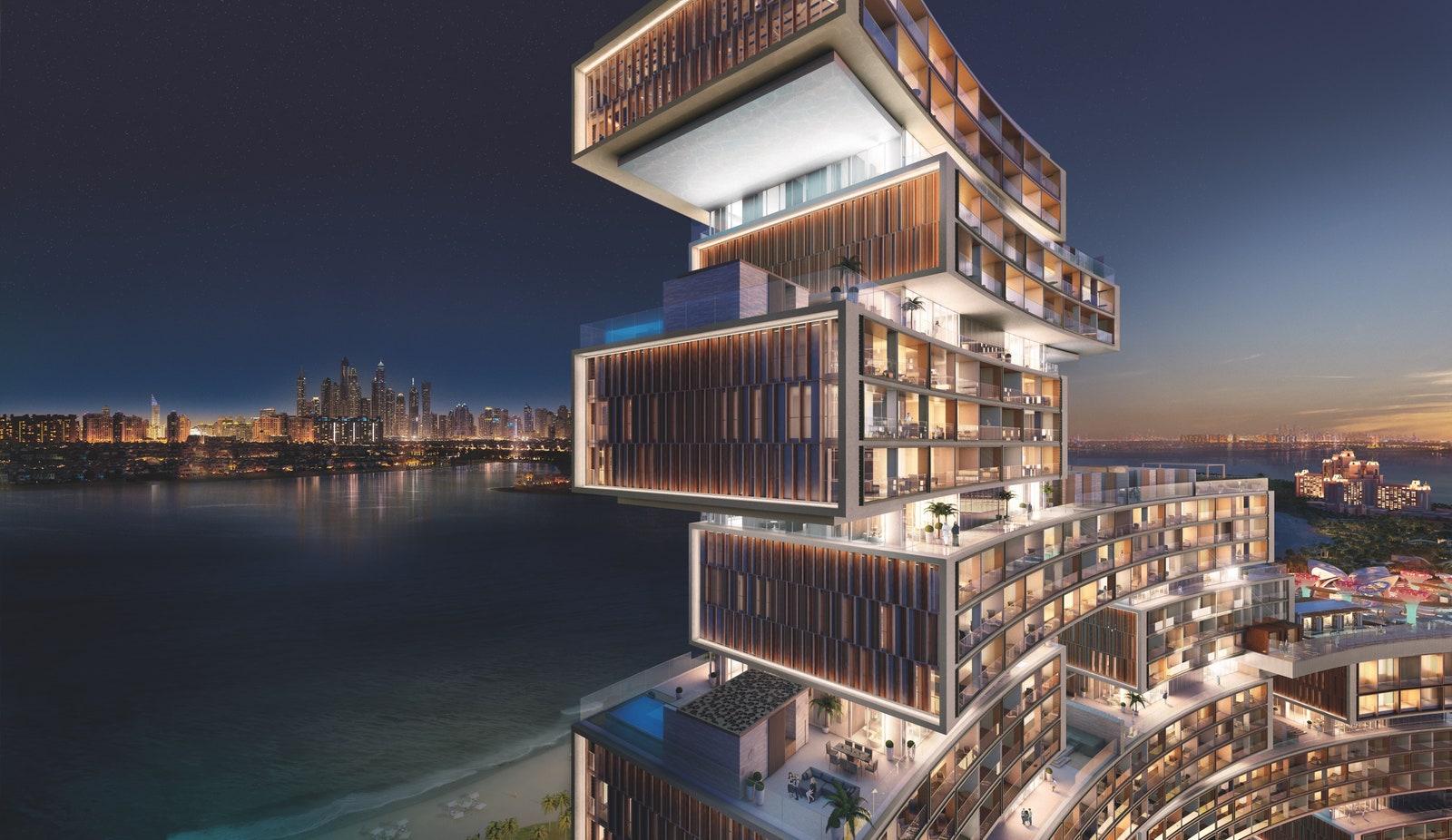 ROYAL ATLANTIS RESORT & RESIDENCES, Palm Jumeirah, Dubai, EAU – foto 1