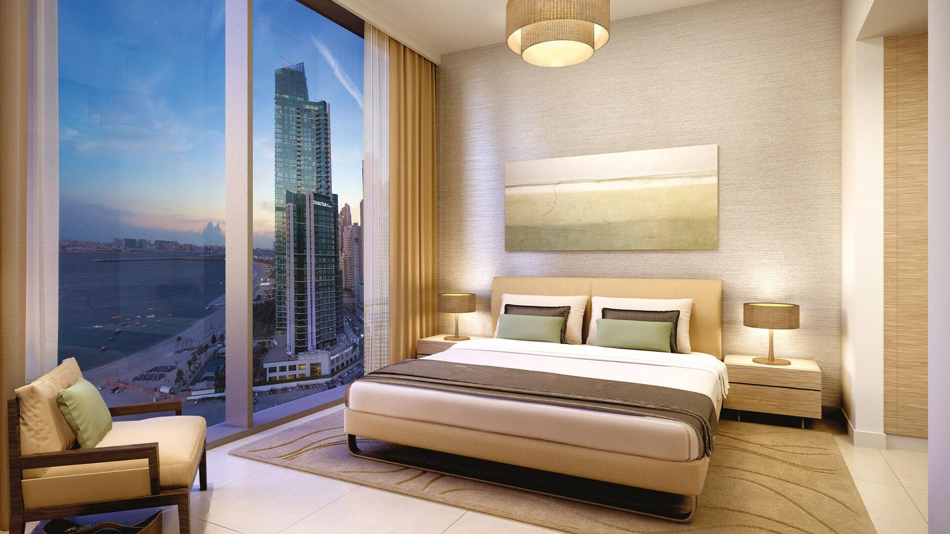 Apartamento en venta en Dubai, EAU, 1 dormitorio, 63 m2, № 24099 – foto 1