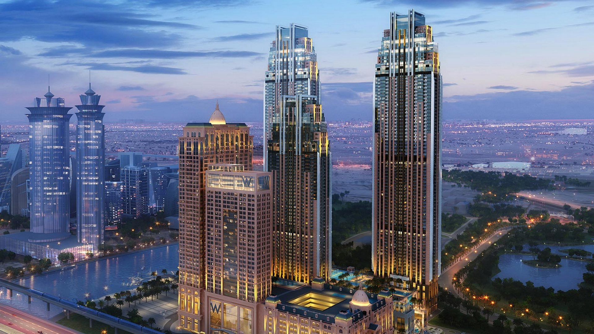 Ático en venta en Dubai, EAU, 7 dormitorios, 2724 m2, № 24064 – foto 5