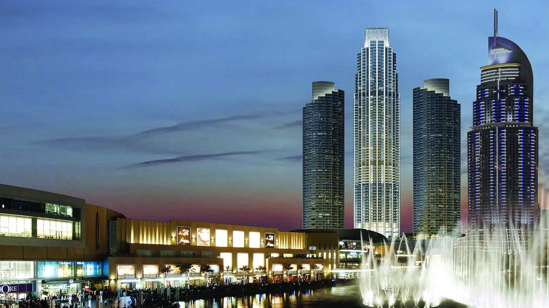 ADDRESS FOUNTAIN VIEWS, Downtown Dubai, EAU – foto 1