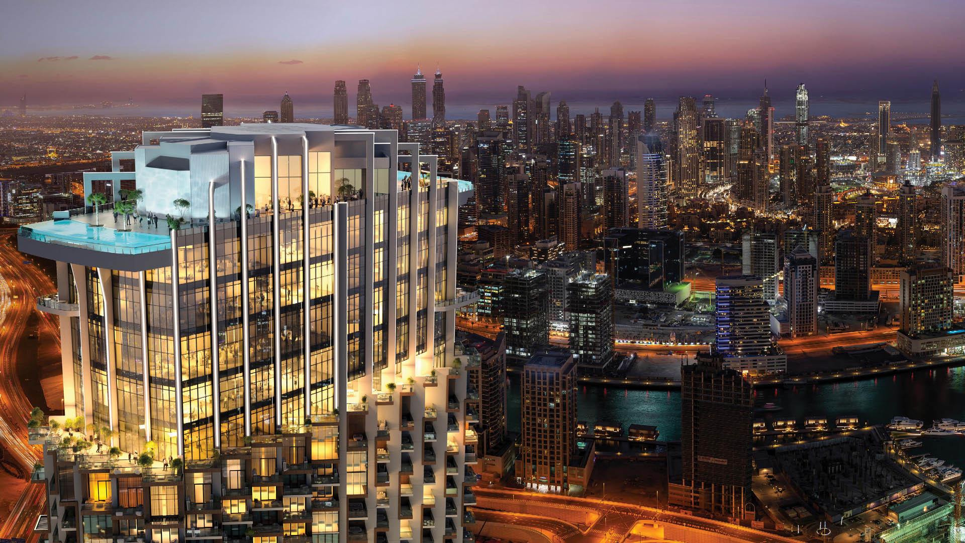 Apartamento en venta en Dubai, EAU, 1 dormitorio, 104 m2, № 24038 – foto 3