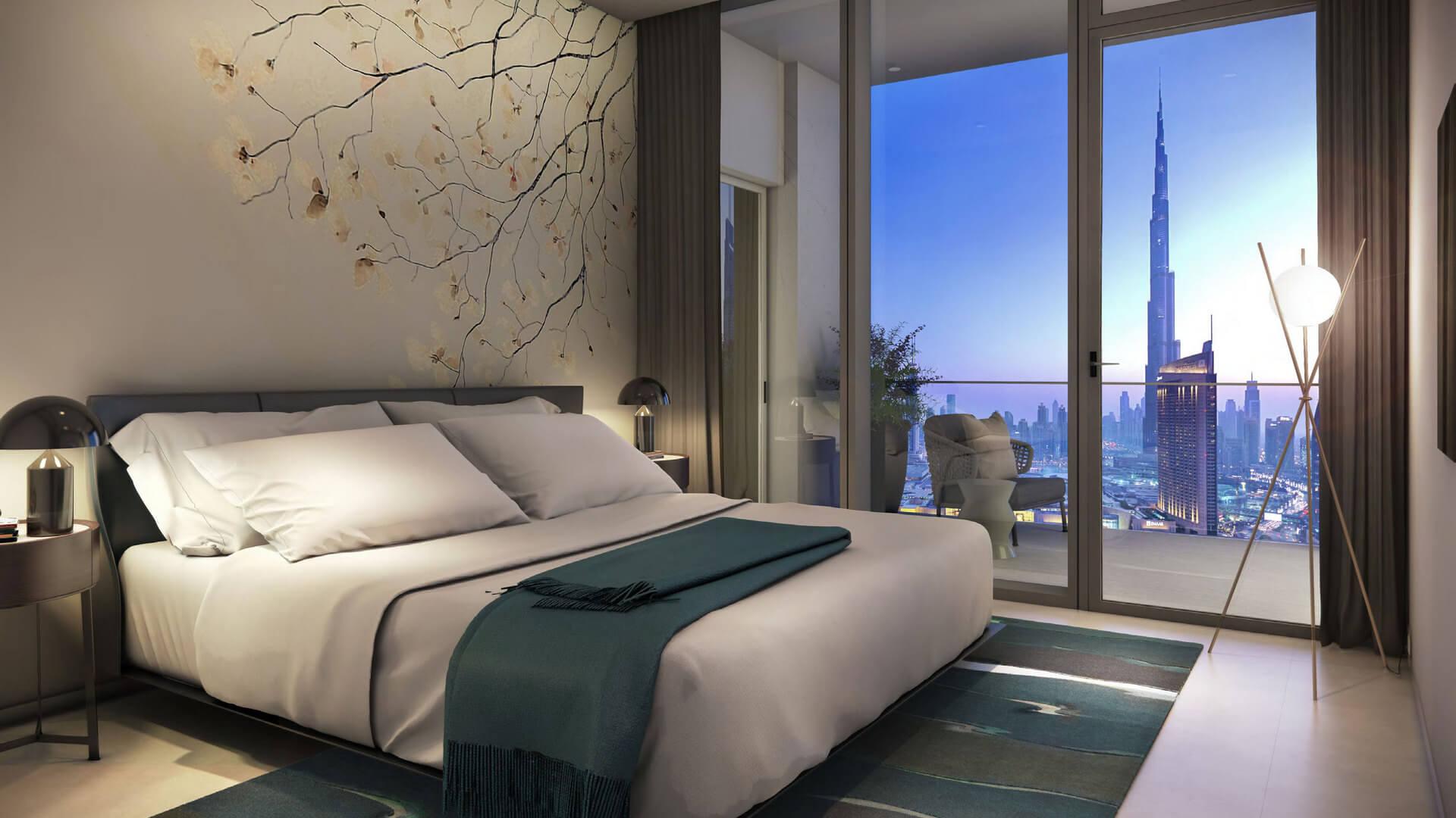 Apartamento en venta en Dubai, EAU, 1 dormitorio, 67 m2, № 24077 – foto 1