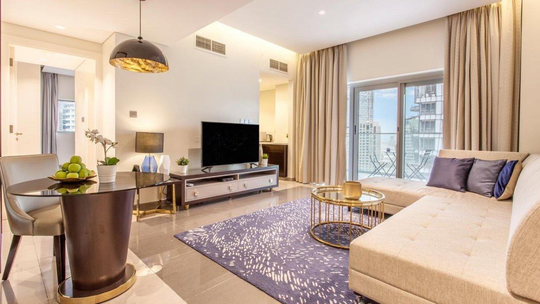 Apartamento en venta en Dubai, EAU, 2 dormitorios, 99 m2, № 24112 – foto 1