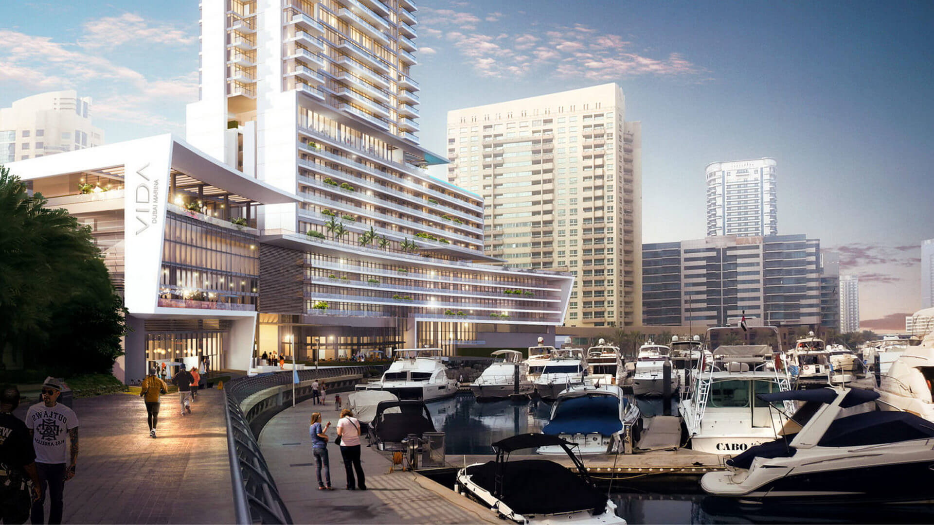 Apartamento en venta en Dubai, EAU, 1 dormitorio, 69 m2, № 24101 – foto 4