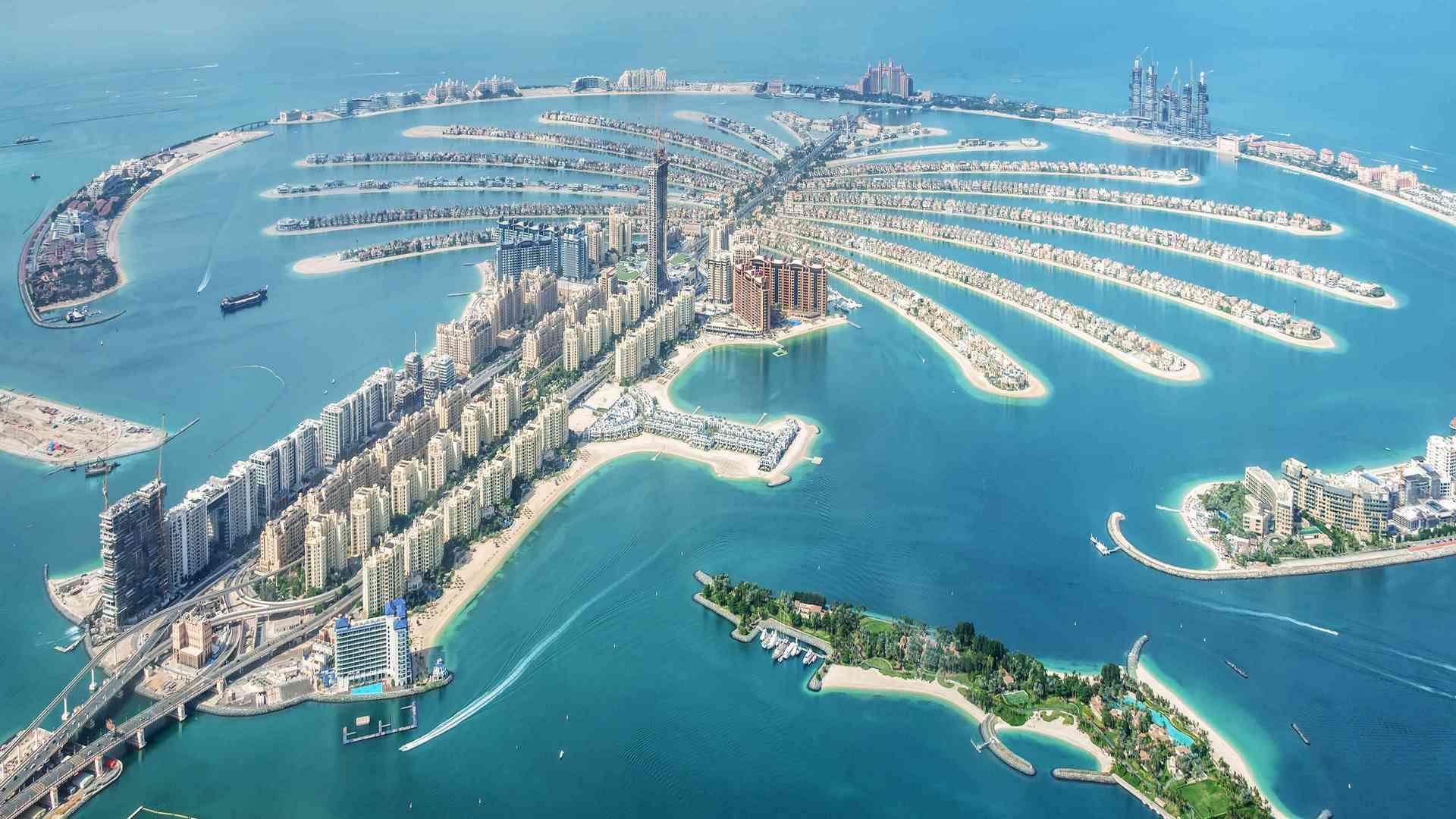 THE CRESCENT, Palm Jumeirah, Dubai, EAU – foto 5