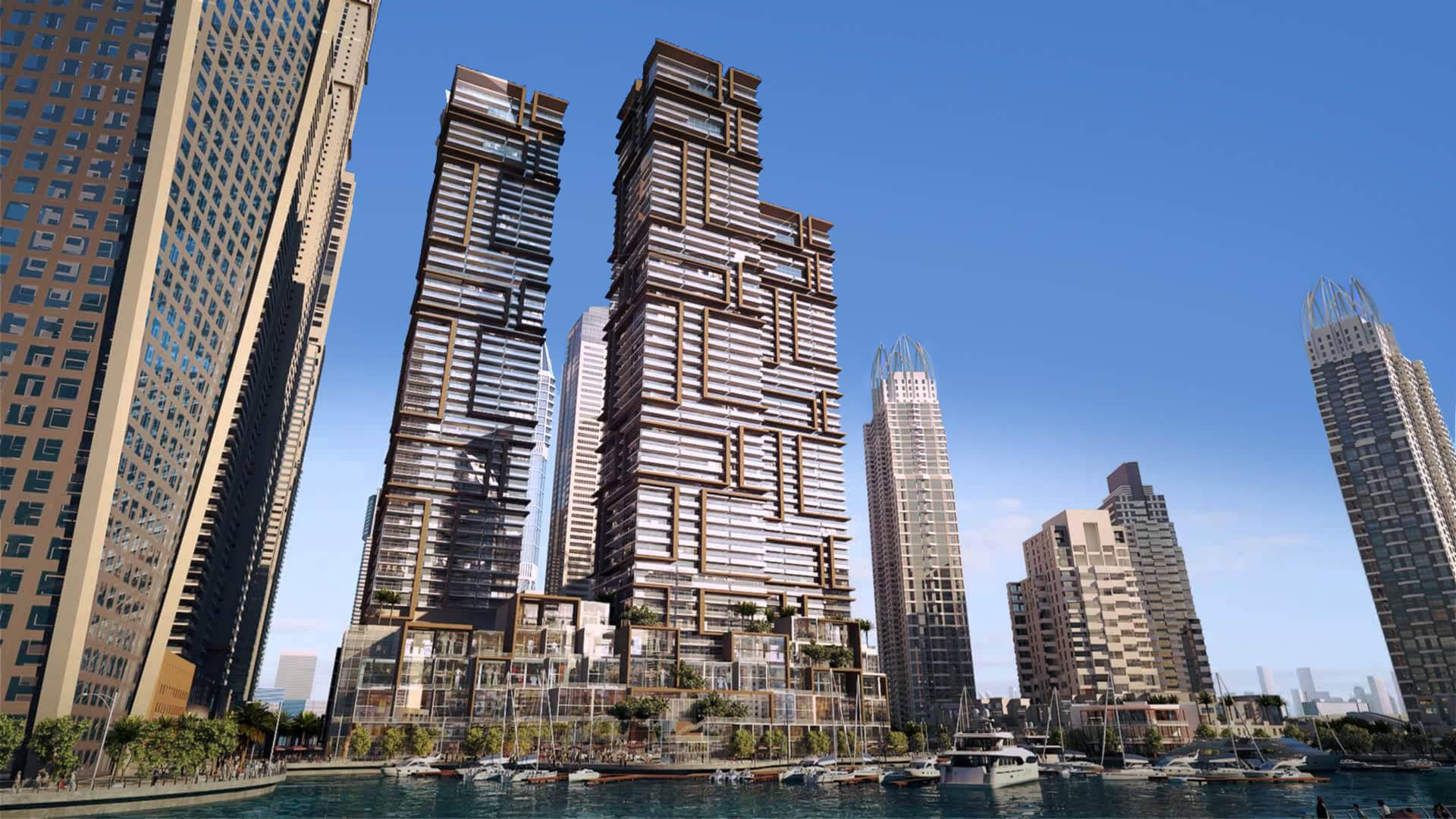 MARINA GATE, Dubai Marina, EAU – foto 1