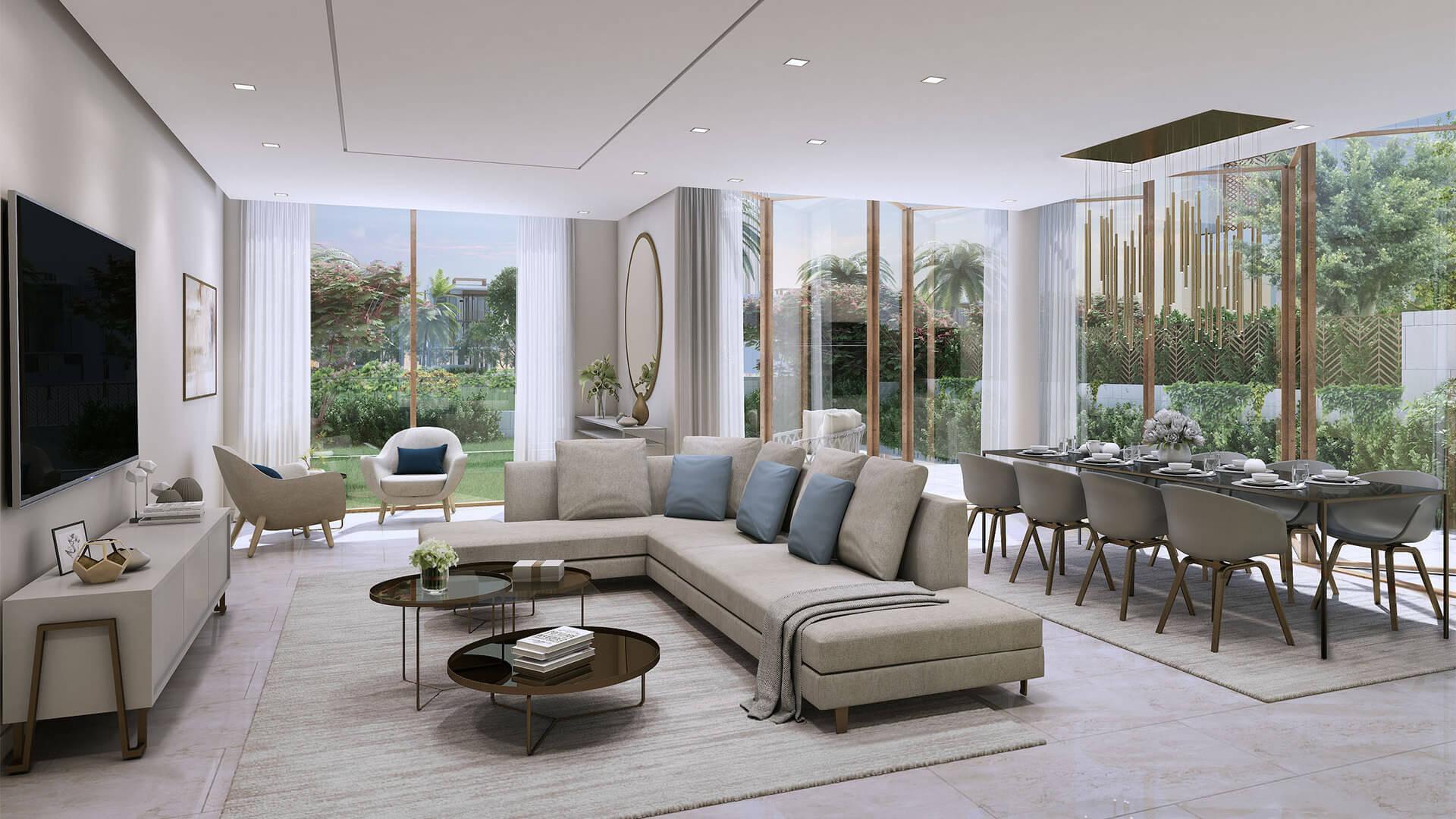 Villa en venta en Dubai, EAU, 3 dormitorios, 372 m2, № 24117 – foto 1