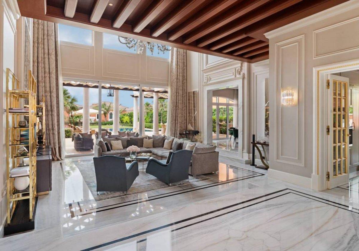 Villa en venta en Dubai, EAU, 7 dormitorios, 1051 m2, № 23846 – foto 1
