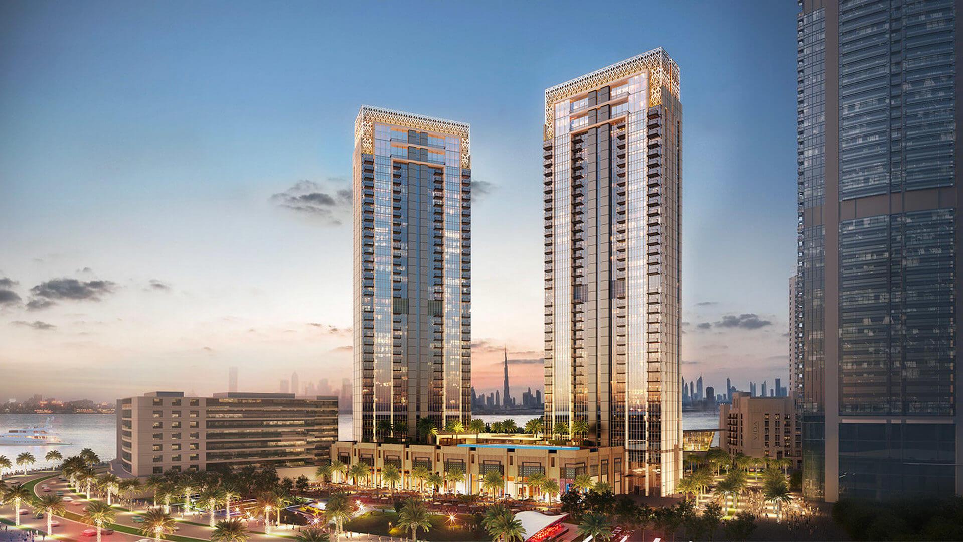 Apartamento en venta en Dubai, EAU, 2 dormitorios, 105 m2, № 24107 – foto 3