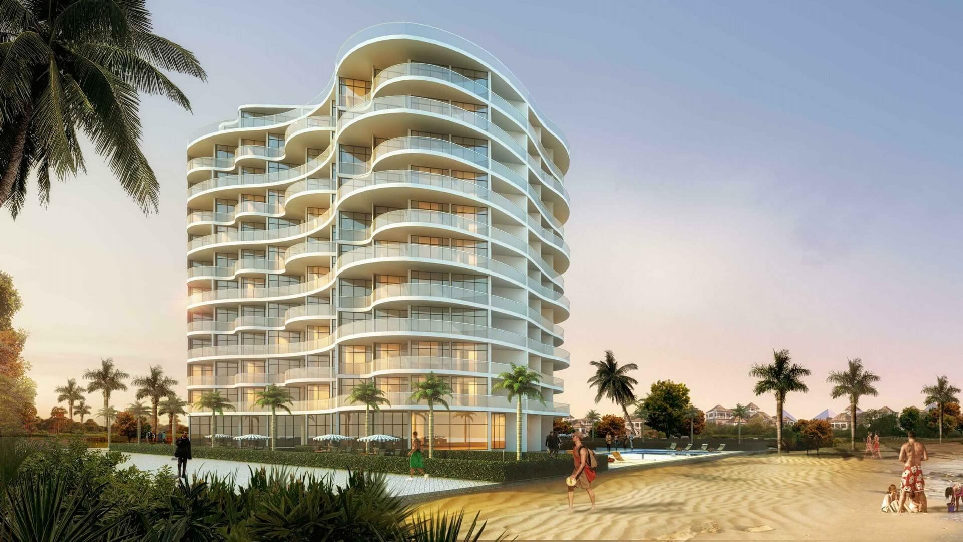 Apartamento en venta en Dubai, EAU, 1 dormitorio, 91 m2, № 24085 – foto 2