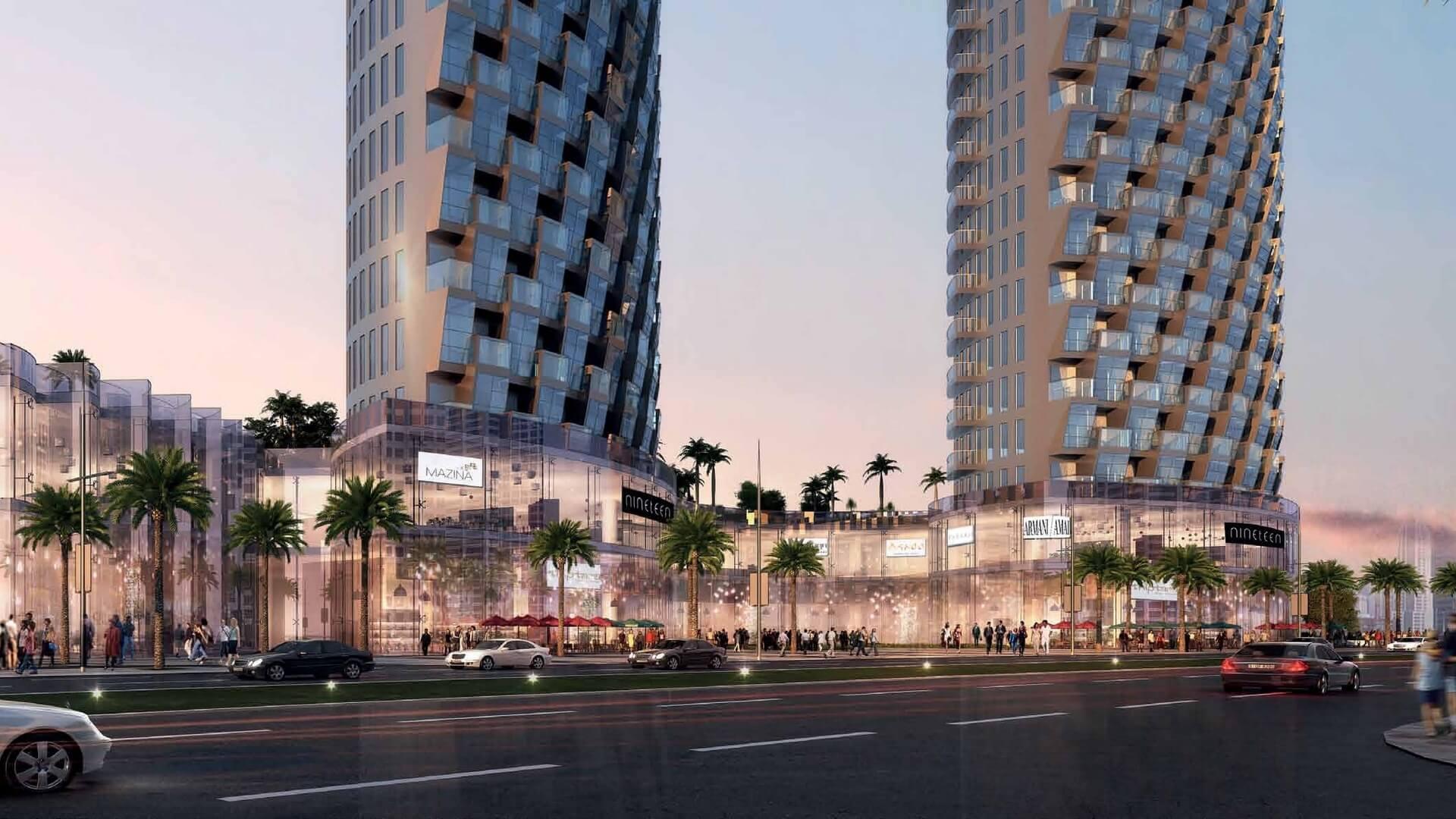 Apartamento en venta en Dubai, EAU, 1 dormitorio, 81 m2, № 24091 – foto 4