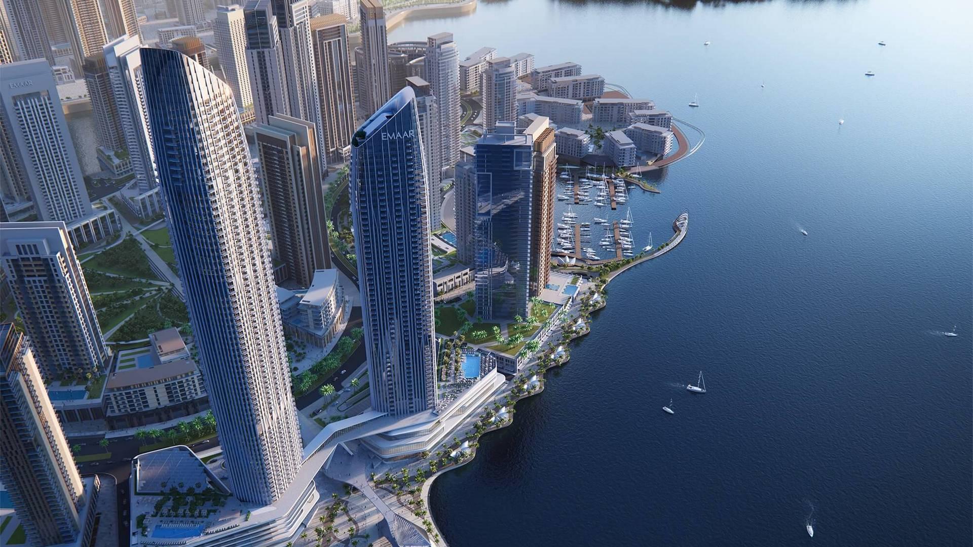 ADDRESS HARBOUR POINT, Dubai Creek Harbour (The Lagoons), EAU – foto 1
